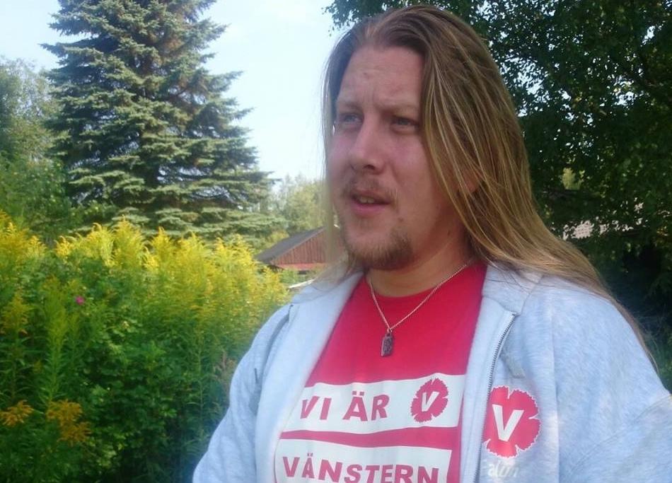 Megerőszakoltak egy svéd politikust baloldalisága miatt
