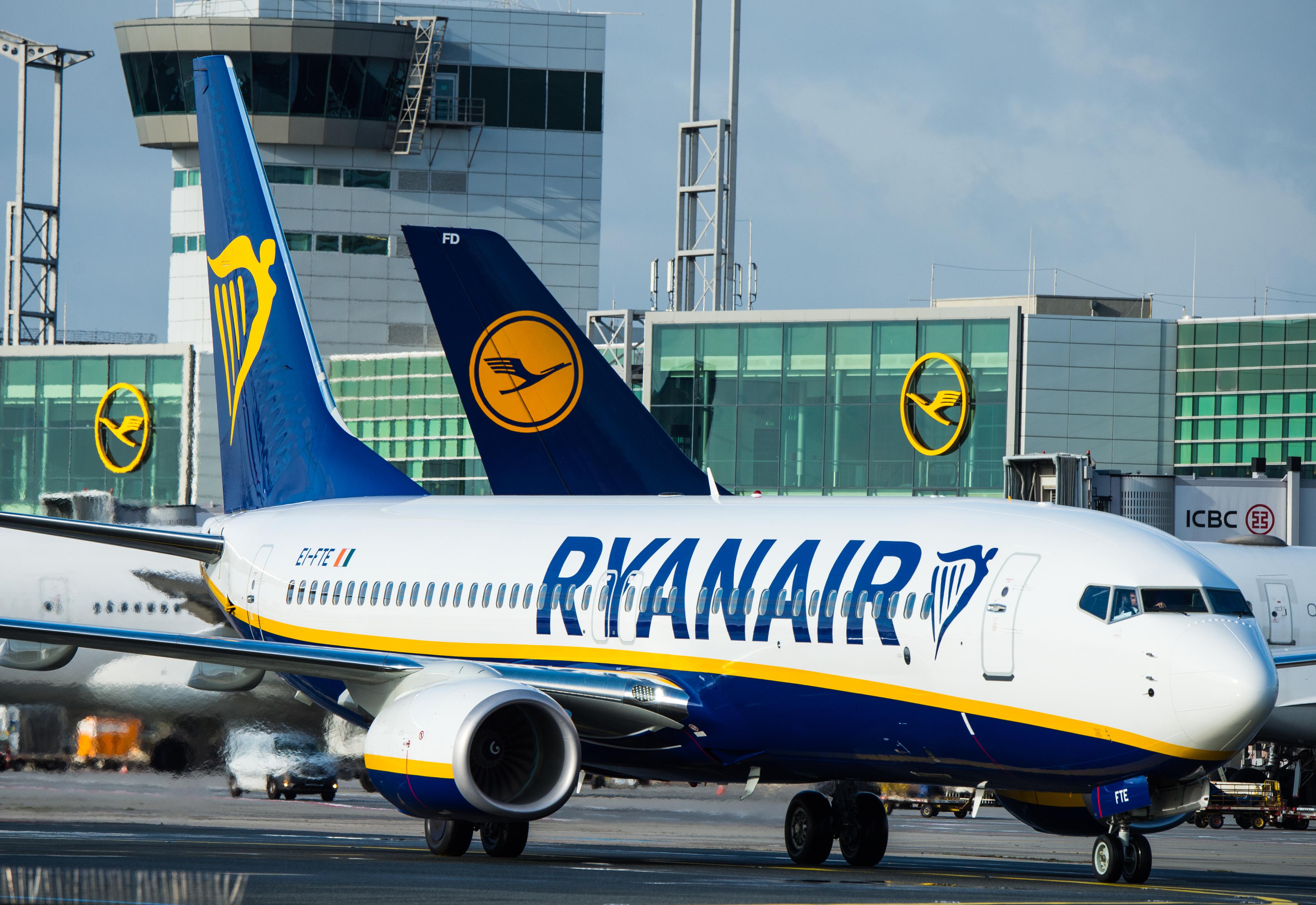 Teljesen leáll a Ryanair