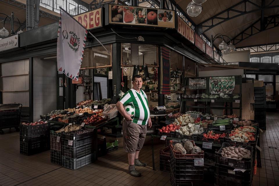Fantasztikus képeket lőtt a Rákóczi téri vásárcsarnok árusairól