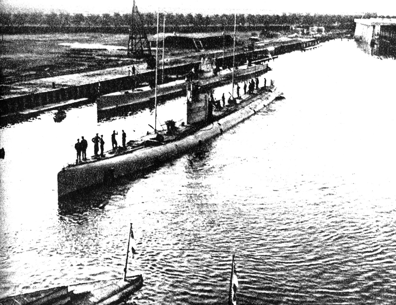 I. világháborús német tengeralattjáró roncsát találták meg Belgiumnál