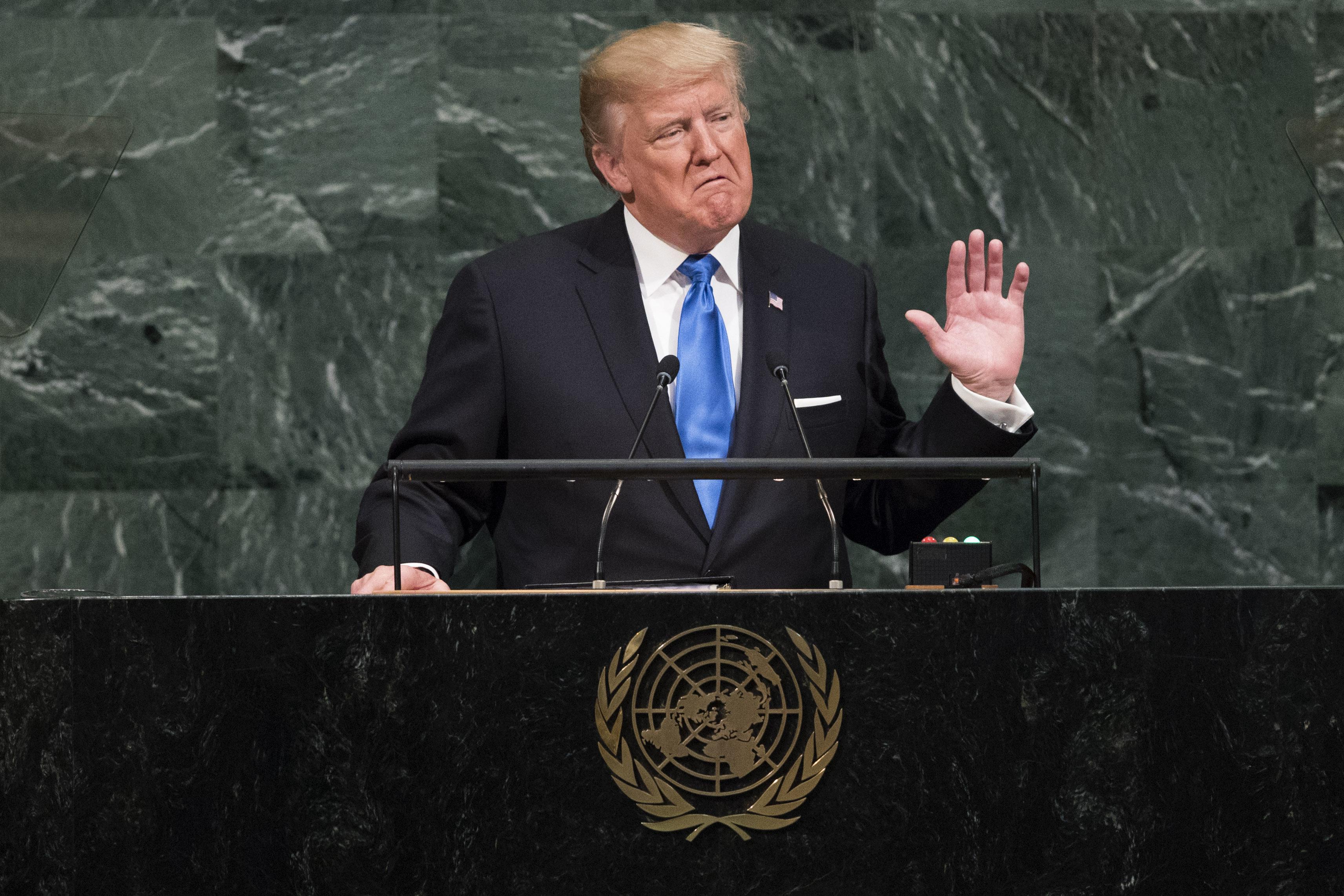Izrael és Szaúd-Arábia is örül Donald Trump Iránnal kapcsolatos bejelentésének