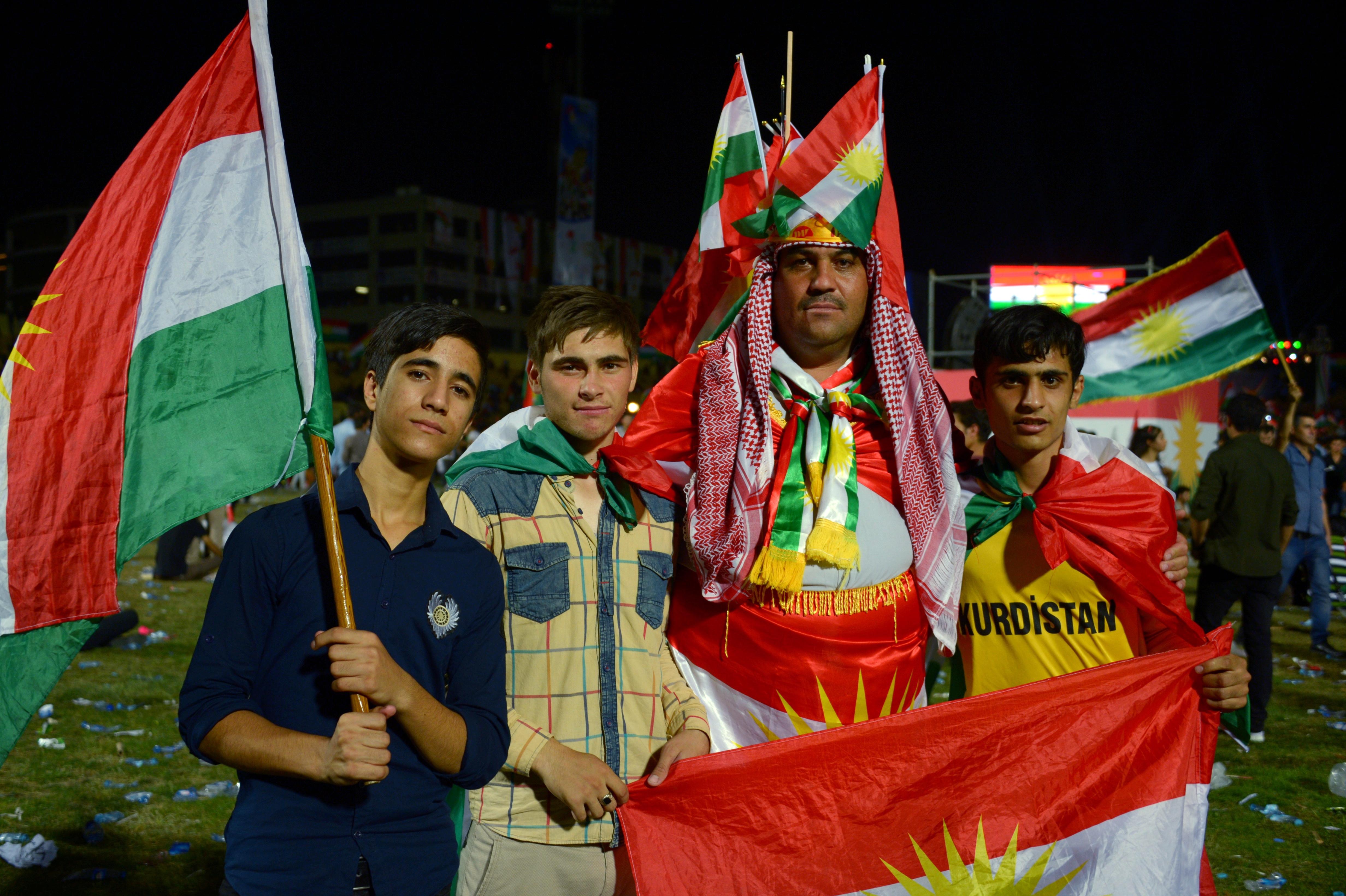 Az iraki kurdok többsége a függetlenségre szavazott