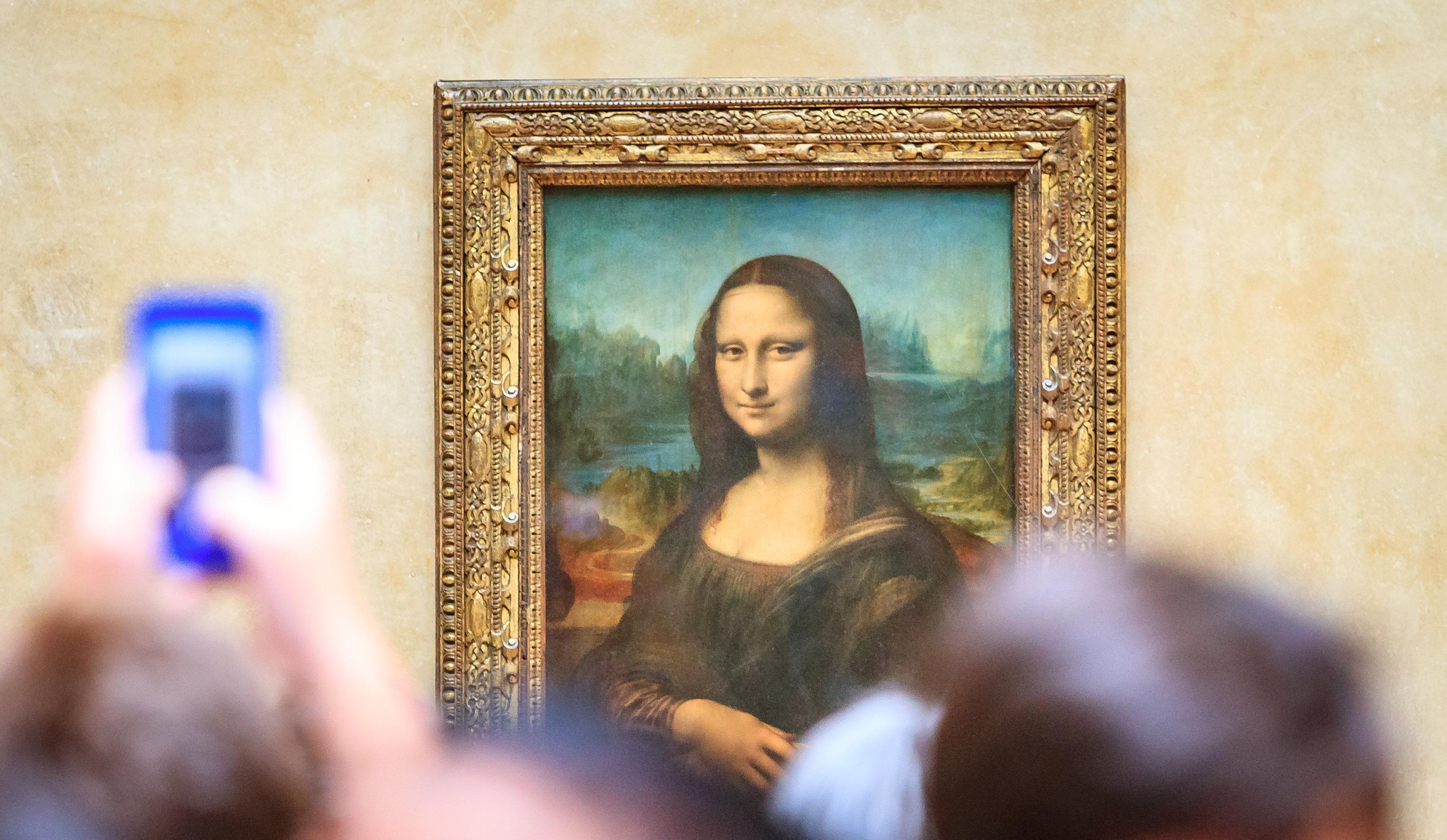 Megtalálhatták a Mona Lisa meztelen vázlatát