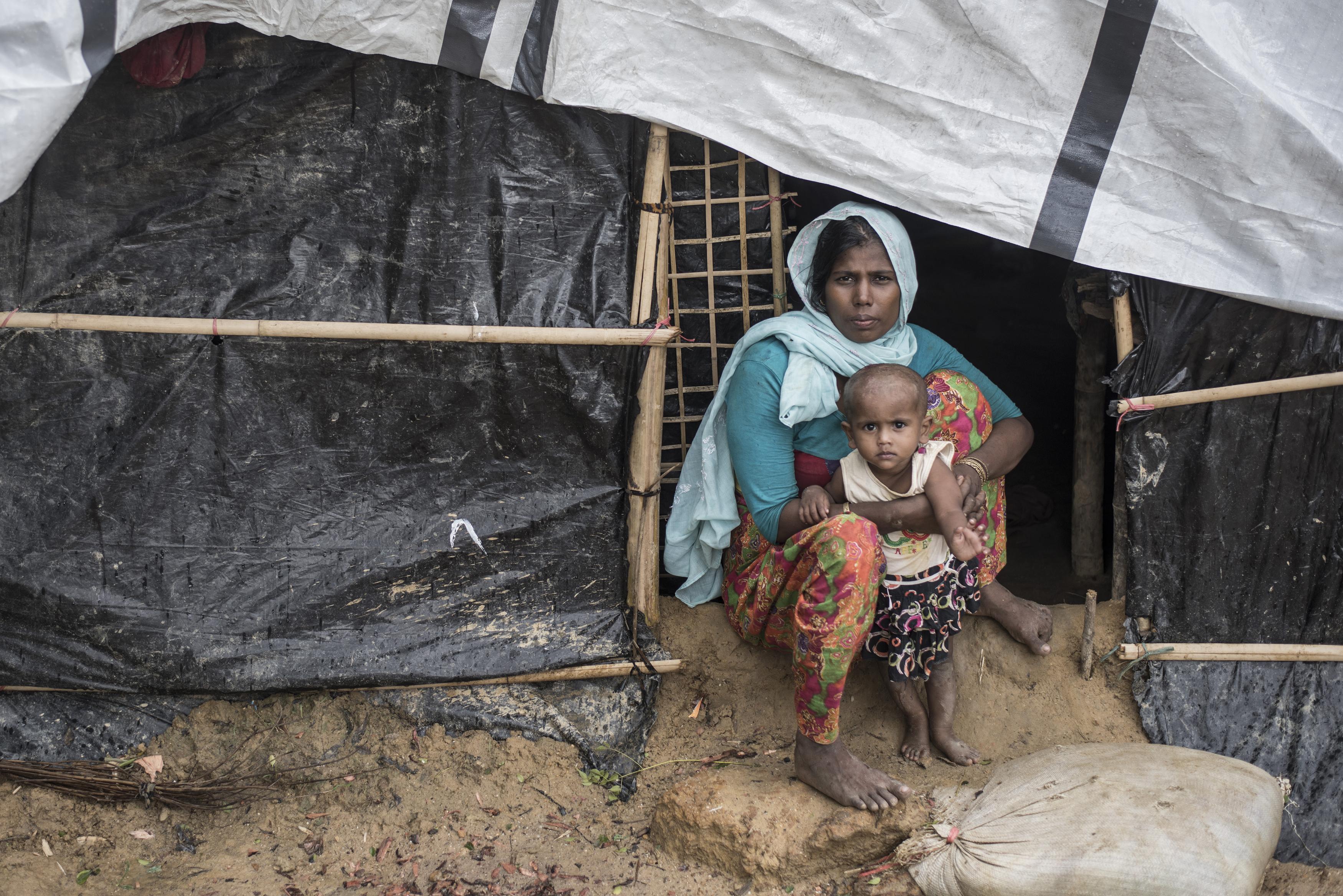 Bangladesben felmerült, hogy sterilizálni lehetne a rohingyákat
