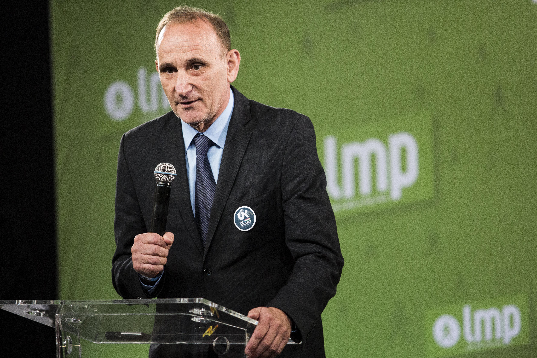 Gémesi György lemondott a Zöld Híd Kft.-t tulajdonló szervezet elnöki posztjáról