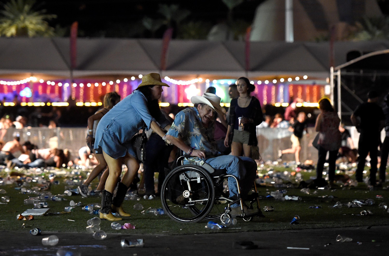 Bepereli a hotelt és a fesztivál szervezőit a Las Vegas-i mészárlás egyik áldozata