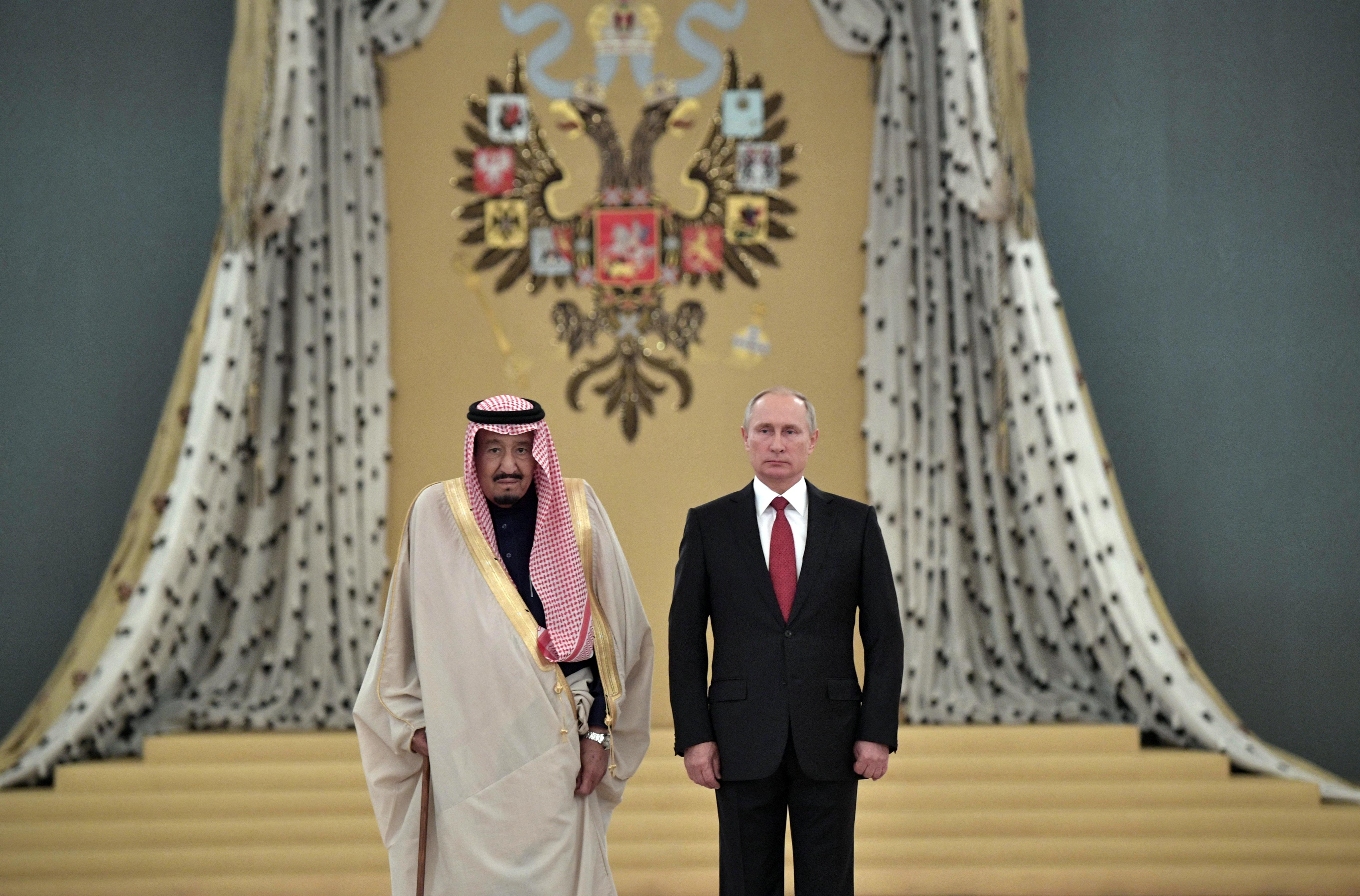 Szaúdi cég épít orosz gázt továbbító vezetéket Bulgáriában