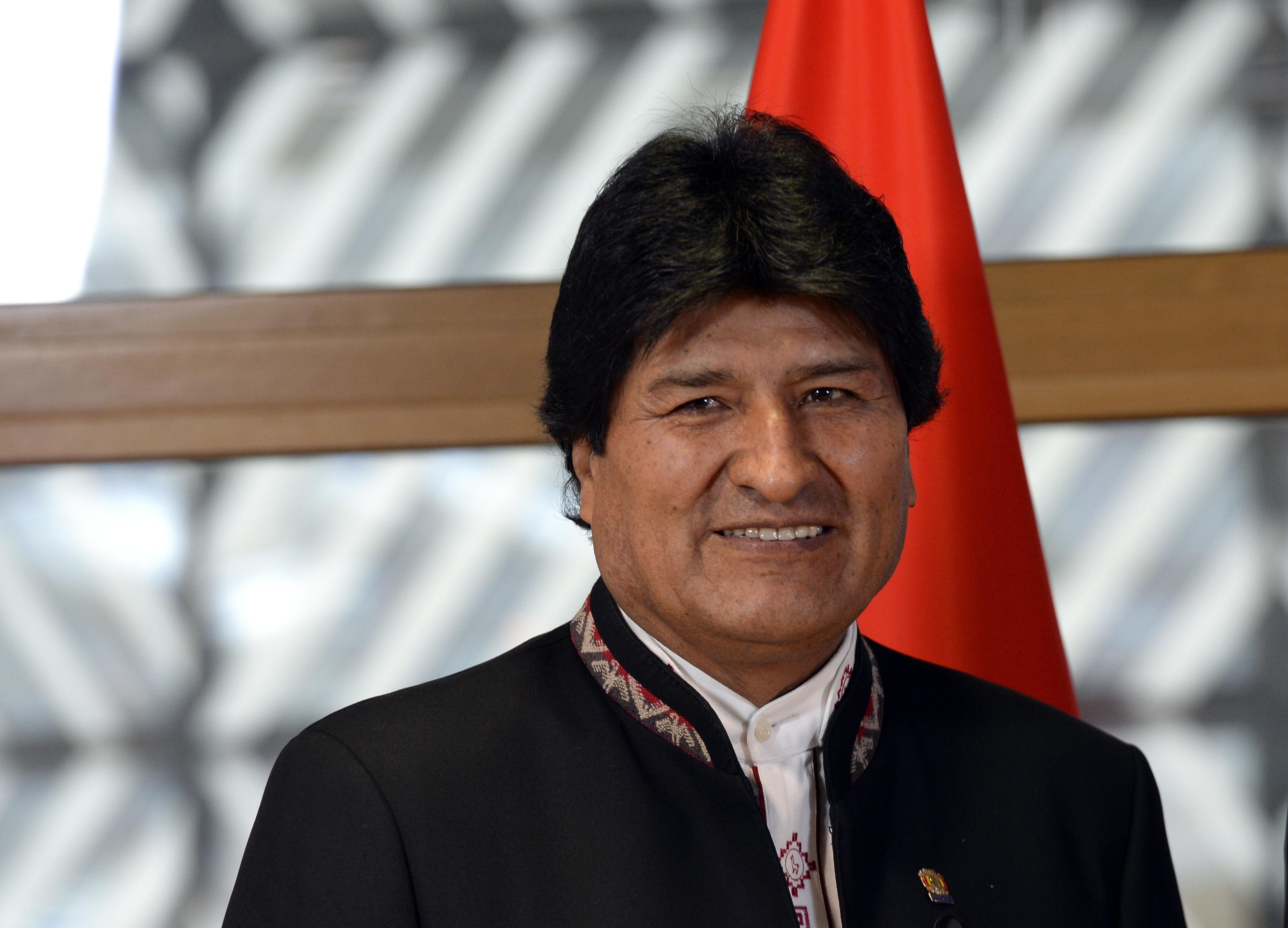 Evo Morales egy 3 m²-es sátorban fog éjszakázni Che Guevara halálának 50. évfordulóján