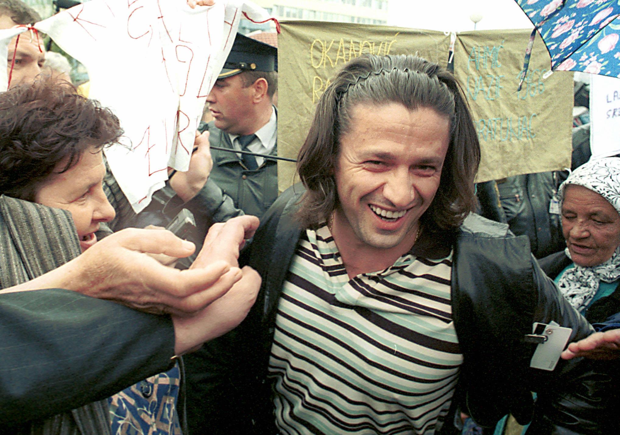 Felmentették a szerbek elleni háborús bűnökkel vádolt Naser Oricot, a srebrenicai muszlim katonai rendőrség volt parancsnokát