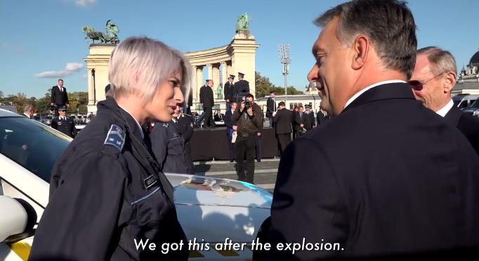 Orbán: A nőknek mindig meg kell adni a tiszteletet