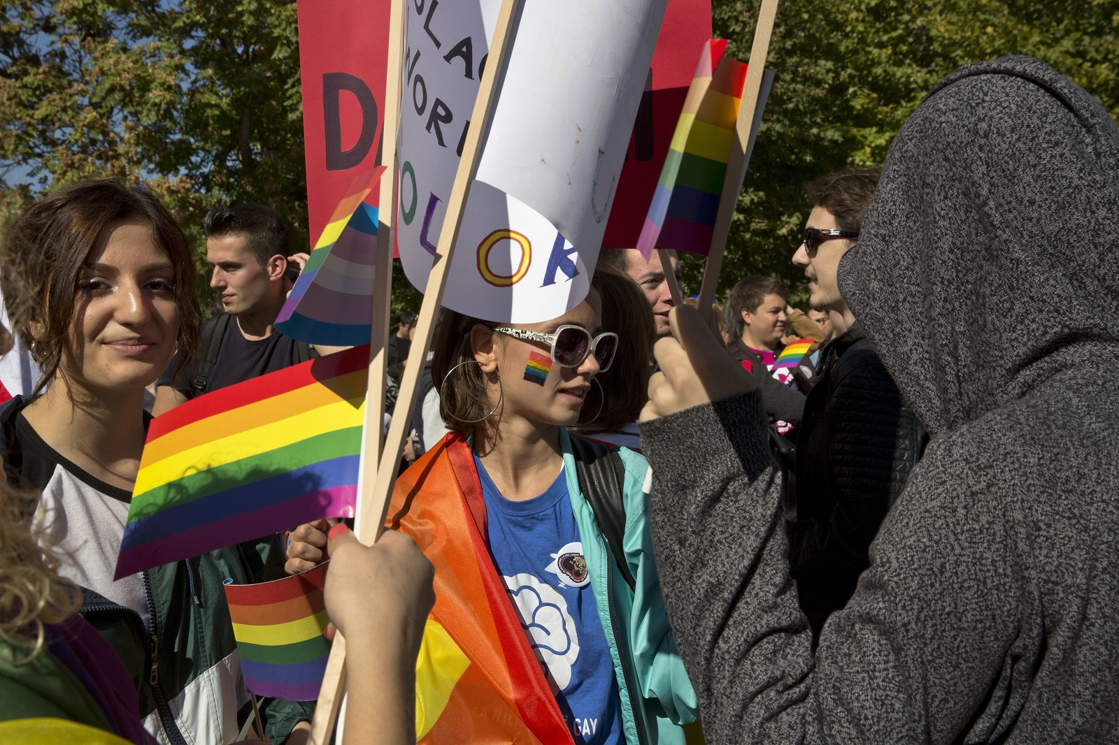 Először volt Pristina Pride