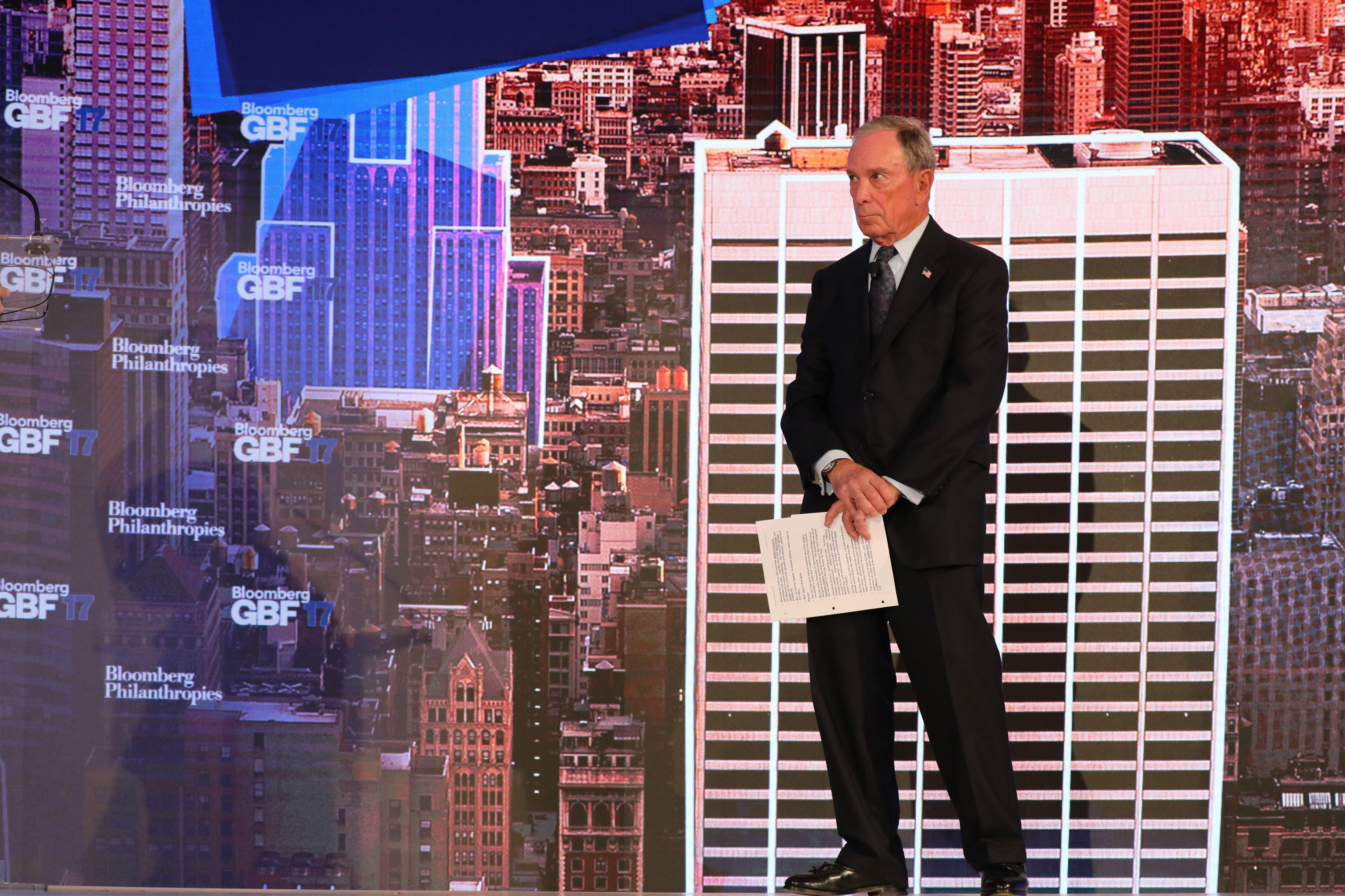 Michael Bloomberg 64 millió dollárral támogatja a szénellenes kampányt