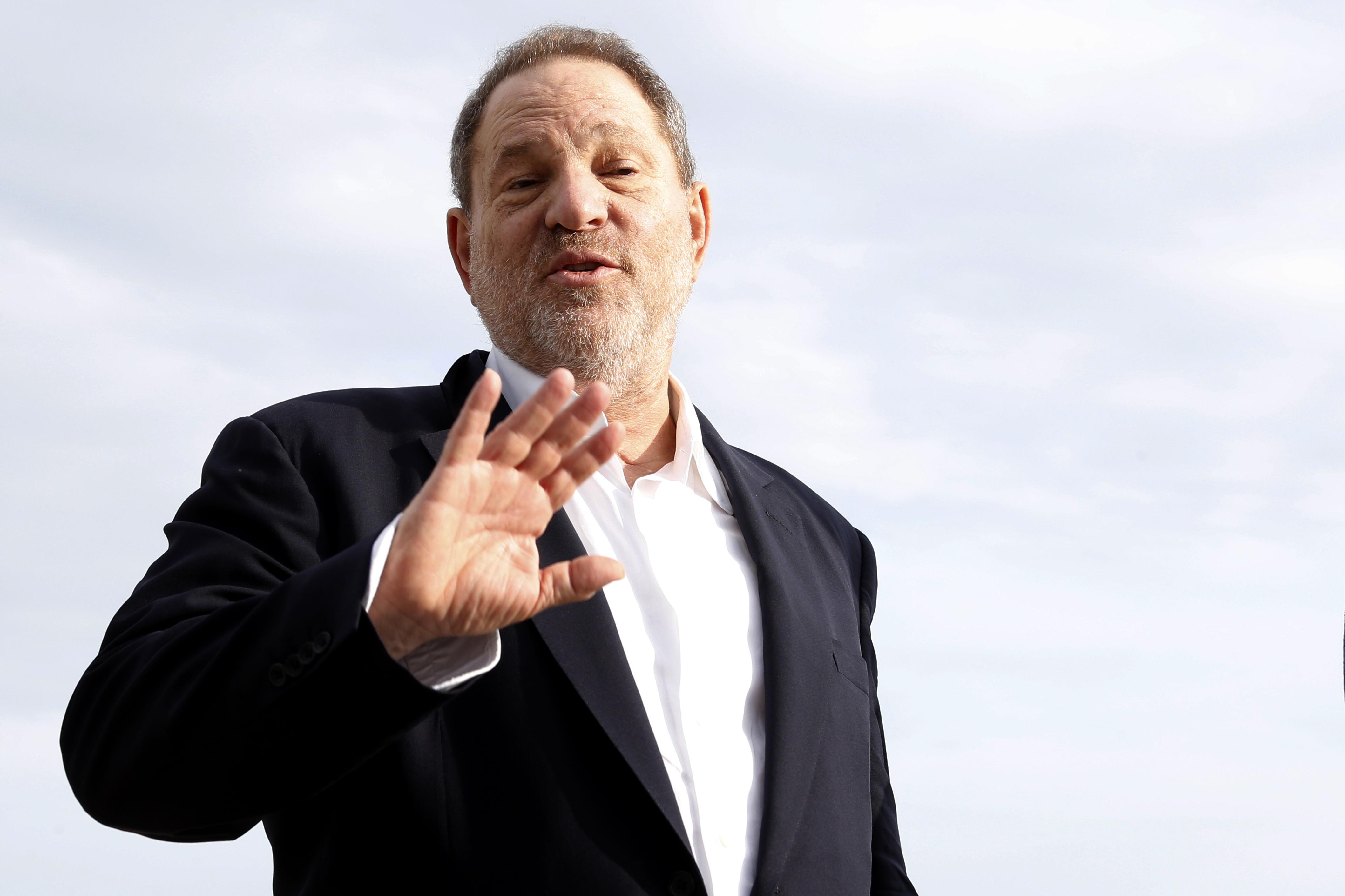 Romokban hever Hollywood Harvey Weinstein miatt