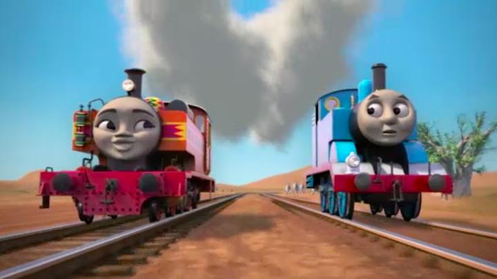 Két új főszereplőt kap a Thomas a gőzmozdony, de ami ennél is fontosabb, hogy mindkettő LÁNY!