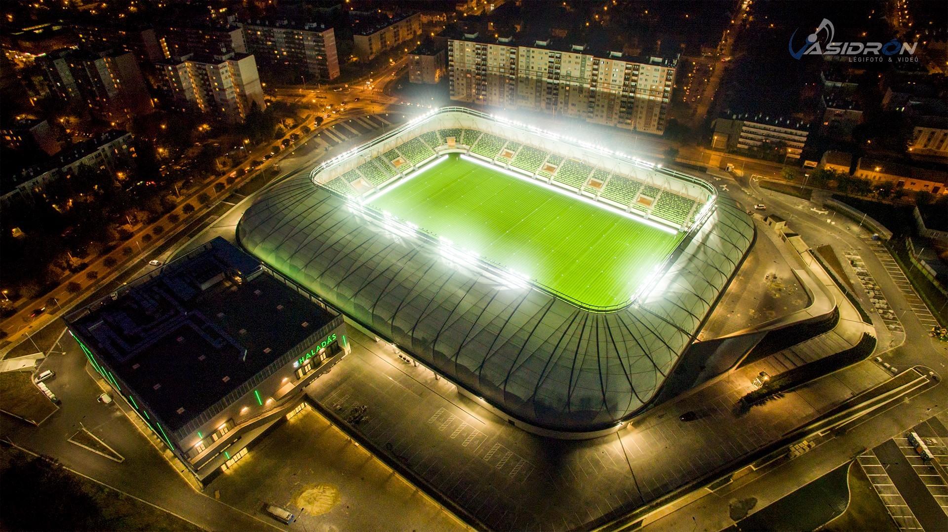 15 milliárd forintból elkészült a Haladás új stadionja