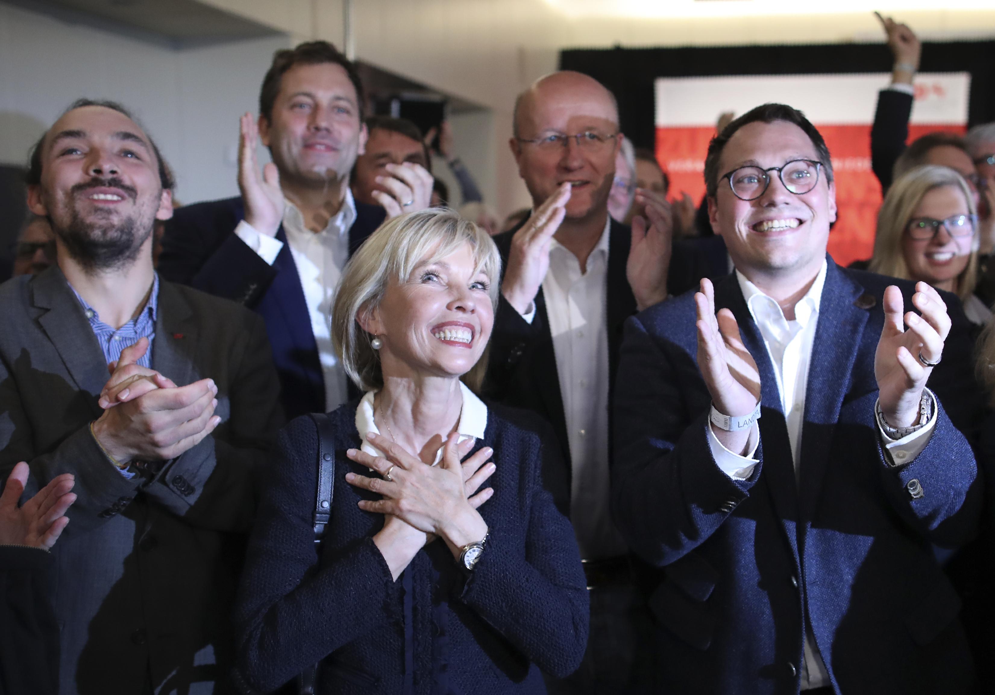 A szociáldemokraták nyertek Alsó-Szászországban