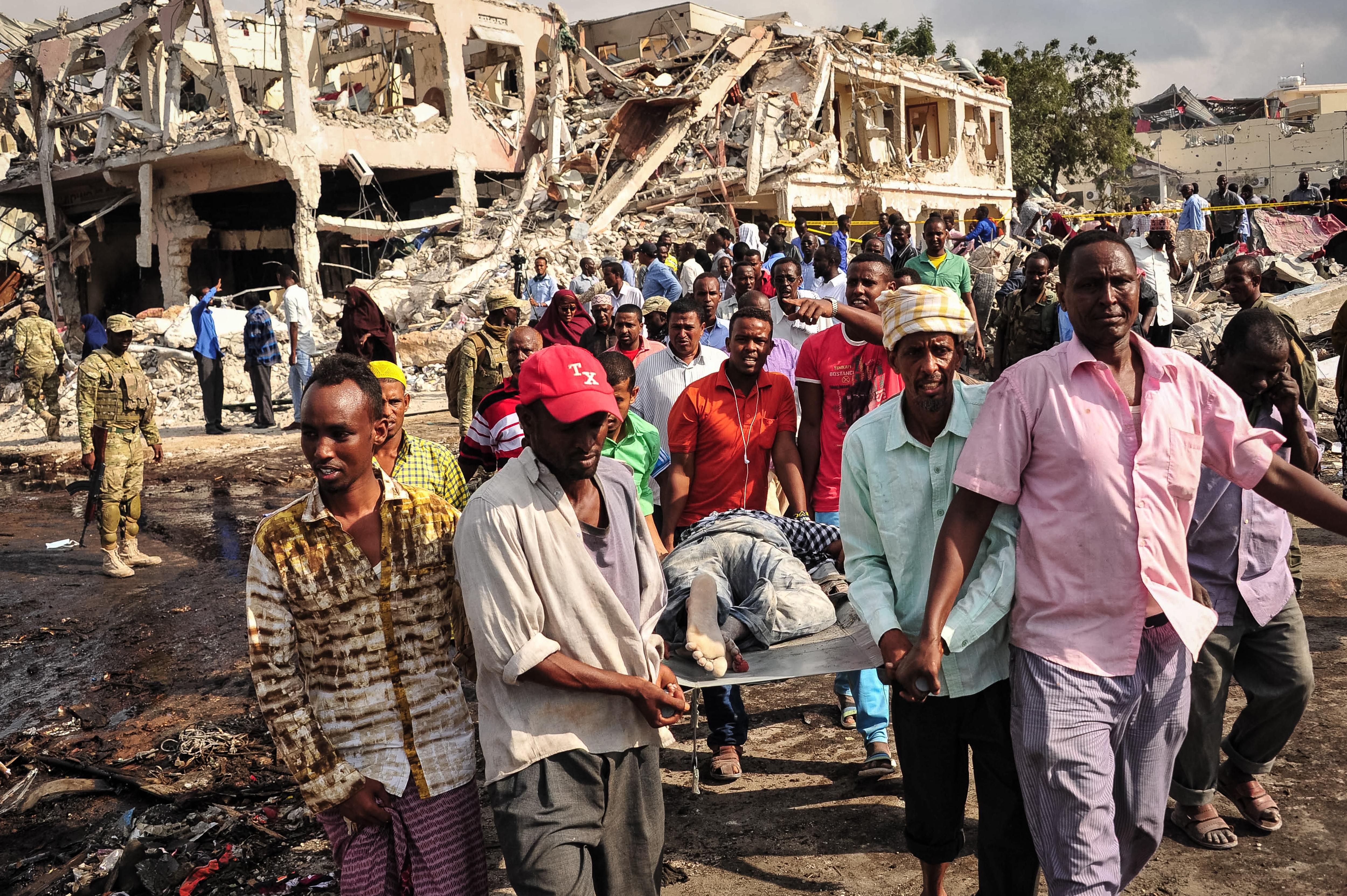 Már legalább 276 halottja van az afrikai történelem második legsúlyosabb terrortámadásának