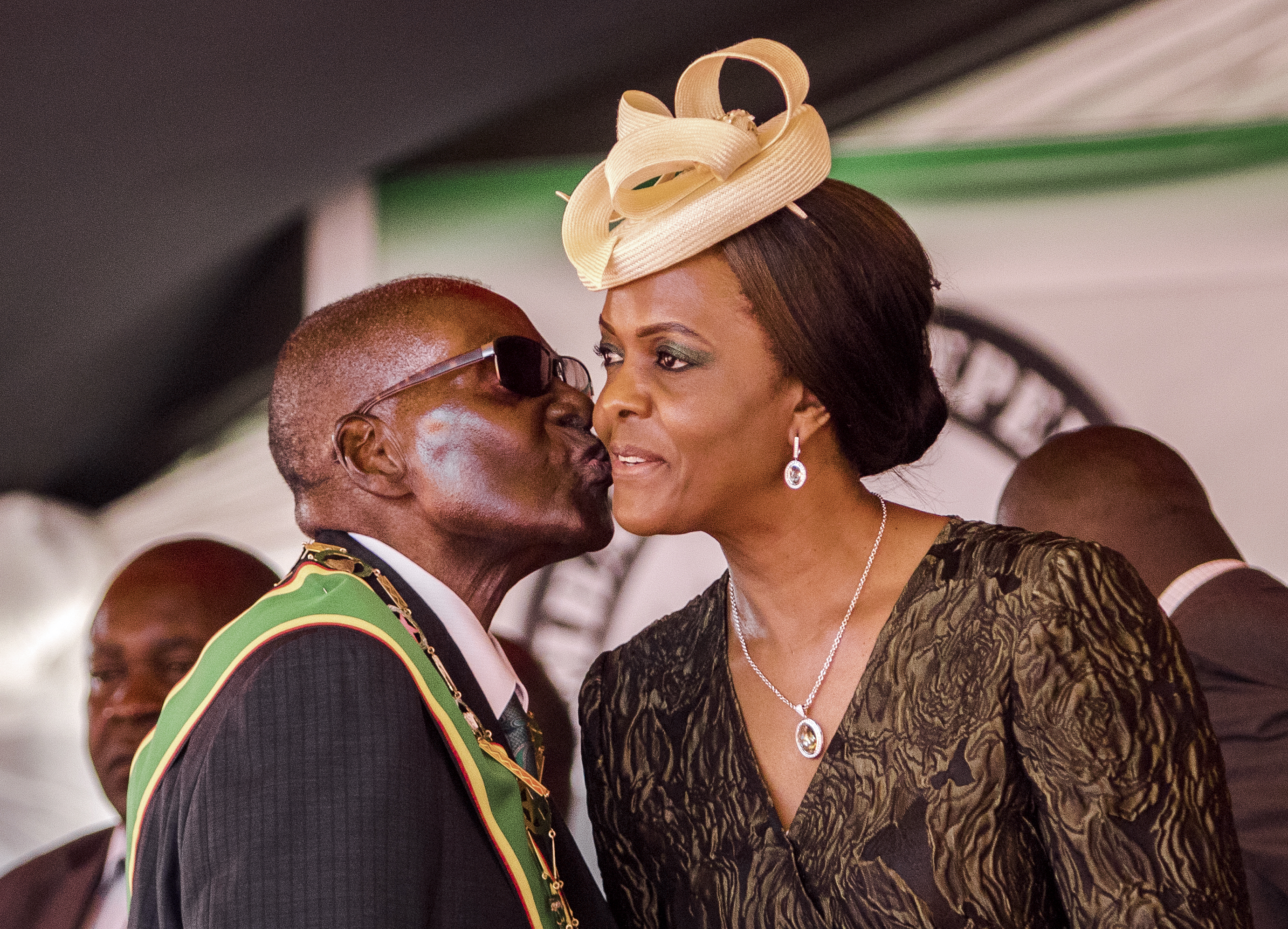 Mégsem lesz ENSZ-nagykövet Robert Mugabe