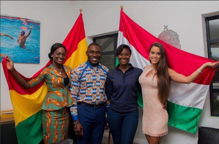A magyar diplomácia keményen megdolgozott a ghánai szépségverseny sikeréért