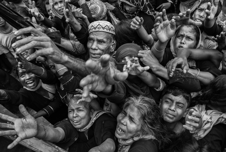 A II. világháború óta nem tapasztalt humanitárius válság jöhet 2018-ban