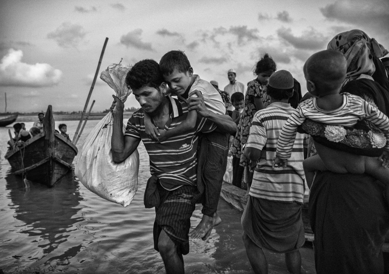 A Facebook is hozzájárult a rohingyák üldöztetéséhez