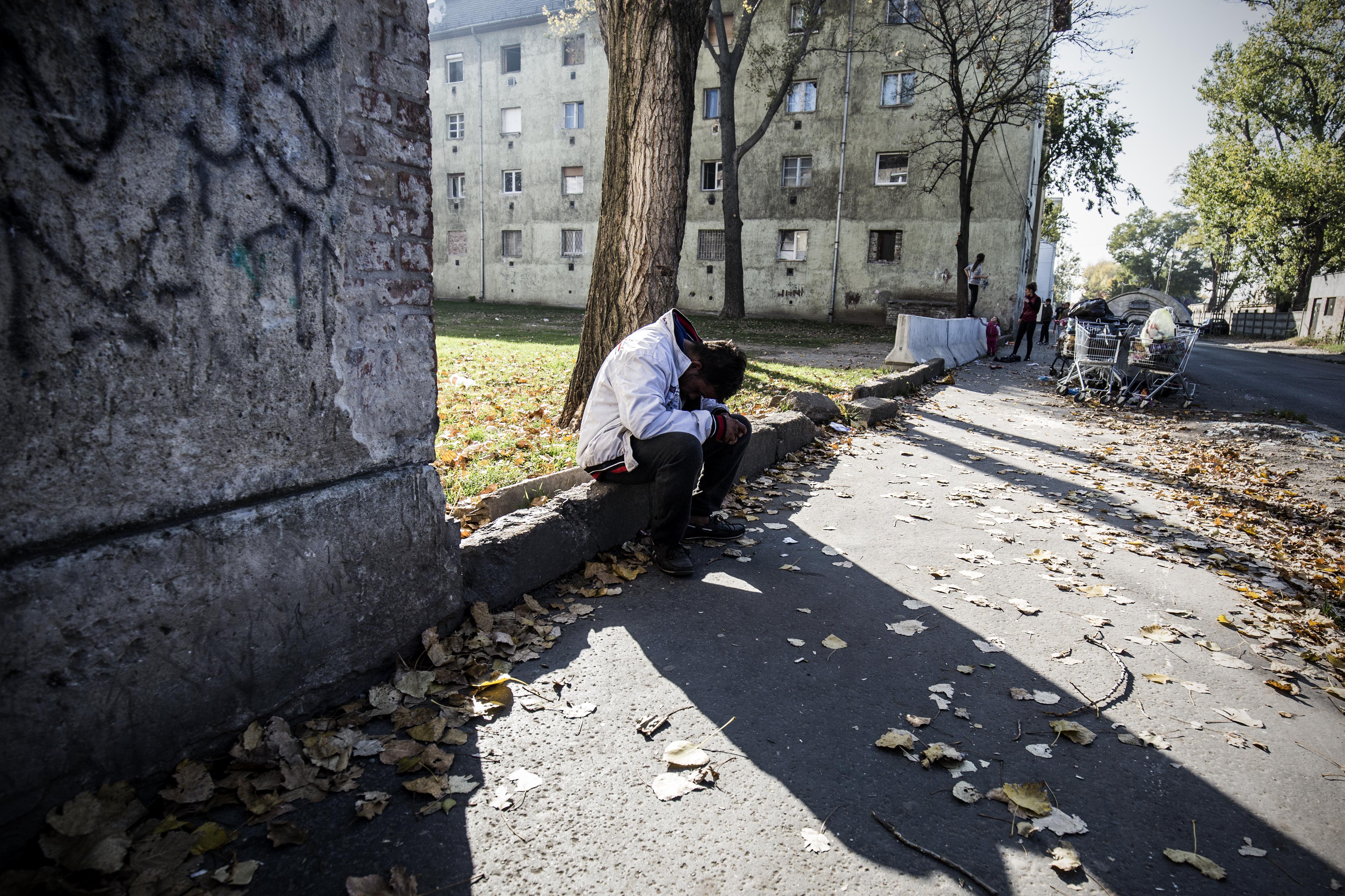 Csak nehogy pénzt kapjanak a Hős utcai gettó lakói, mert akkor hajléktalanok lesznek