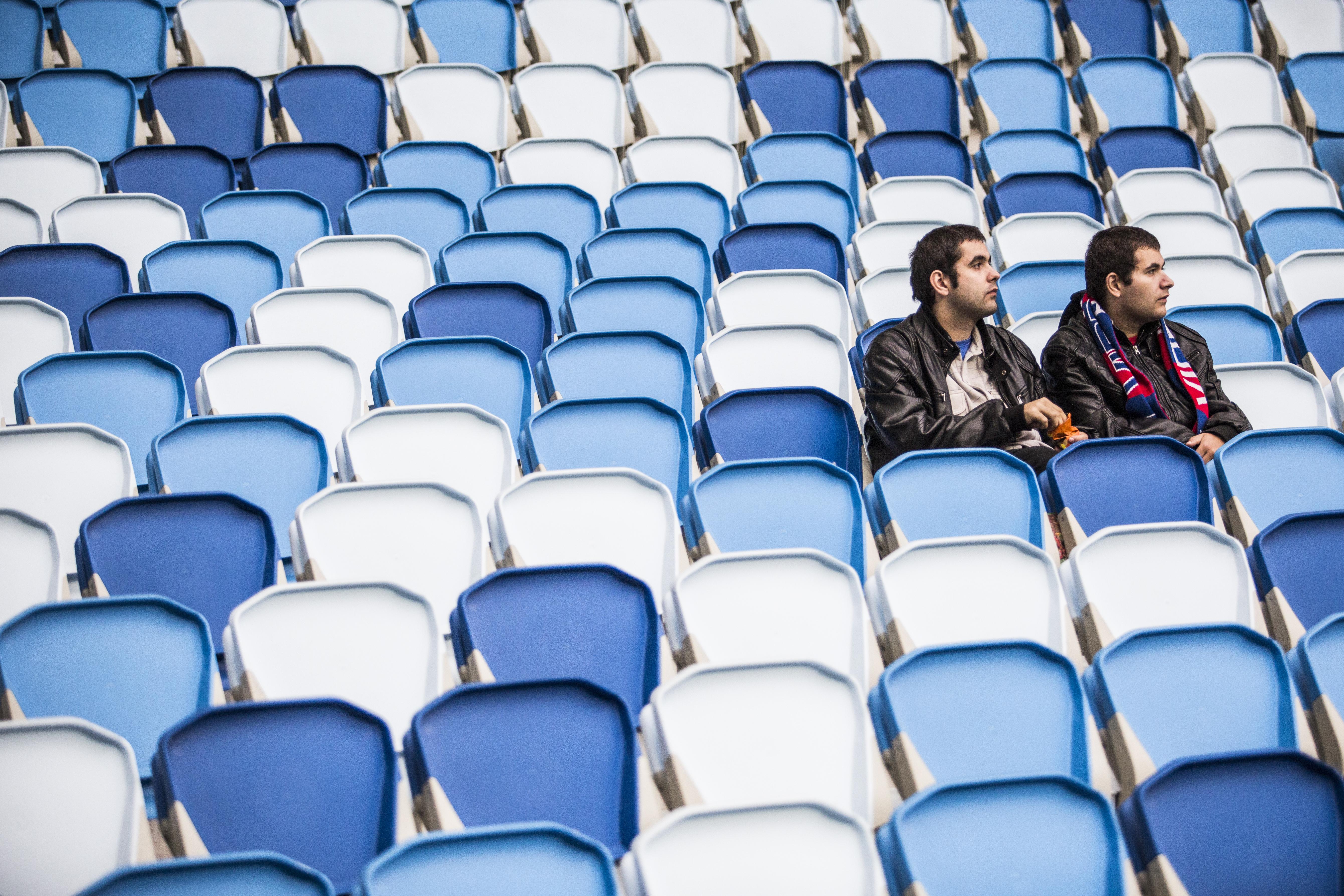 Kétezren szurkoltak a Mol Fehérvár 14 milliárdos stadionjában