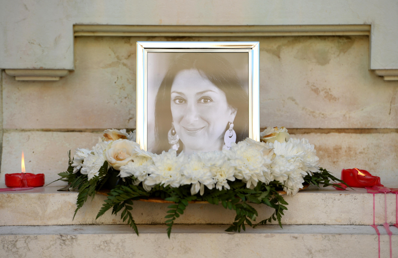 Az Európai Parlamentben sajtótermet neveznek el a meggyilkolt máltai újságírónőről