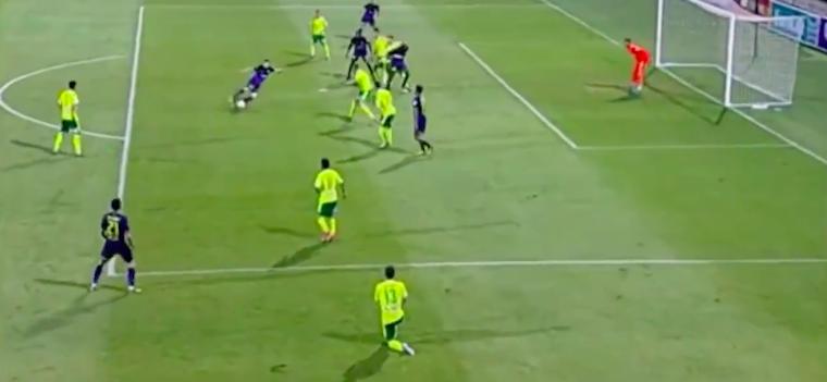 Jó nagy gólt lőtt Sallai Roland, kár, hogy nem ért semmit