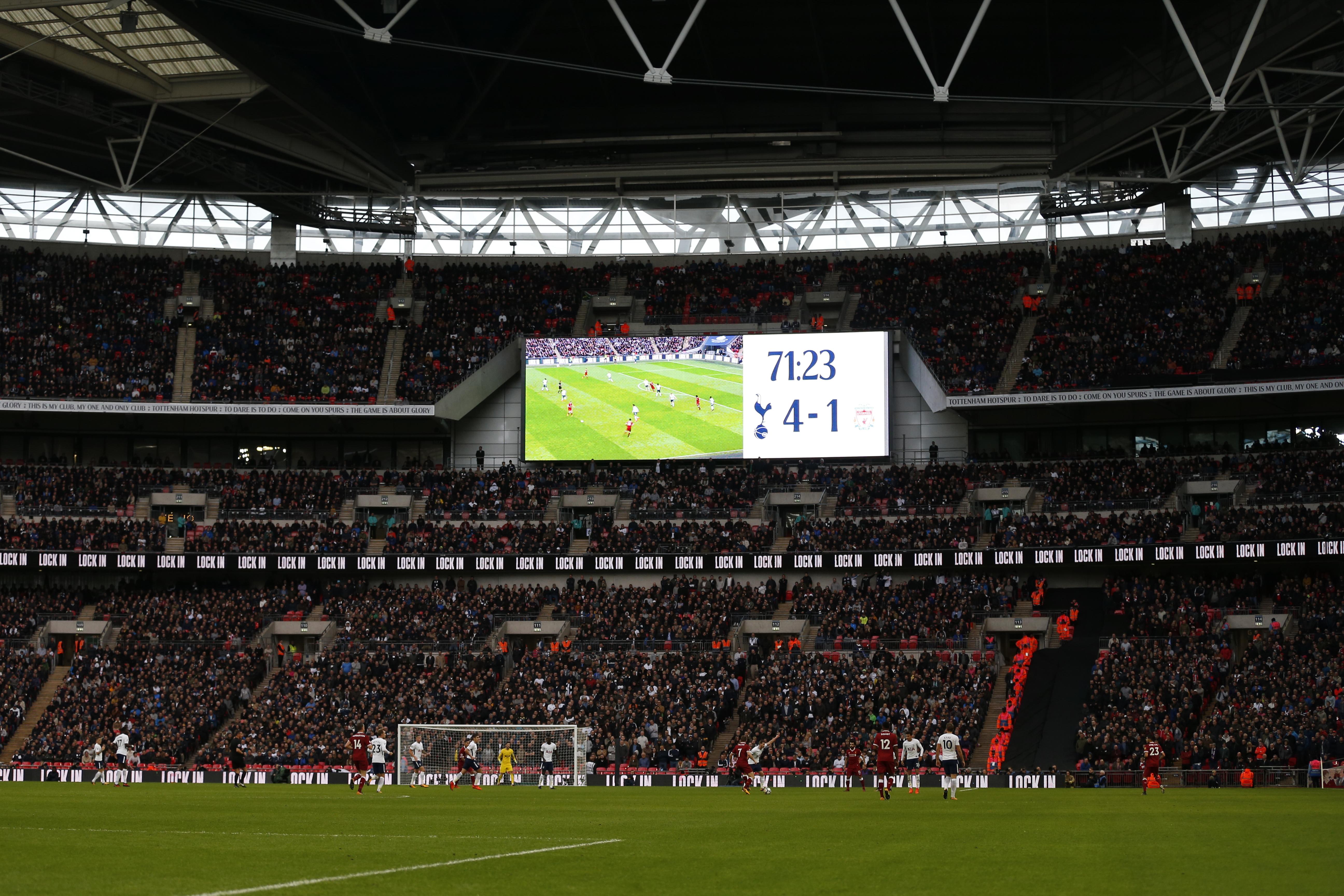 Az FA-kupa döntőn tesztelné a brit kormány a tömegrendezvények biztonságos megrendezését