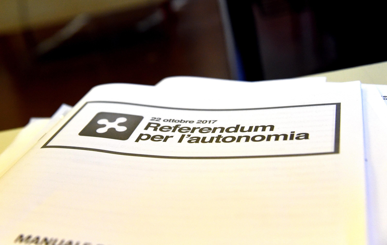 Az autonómiapártiak nyertek az olaszországi népszavazásokon