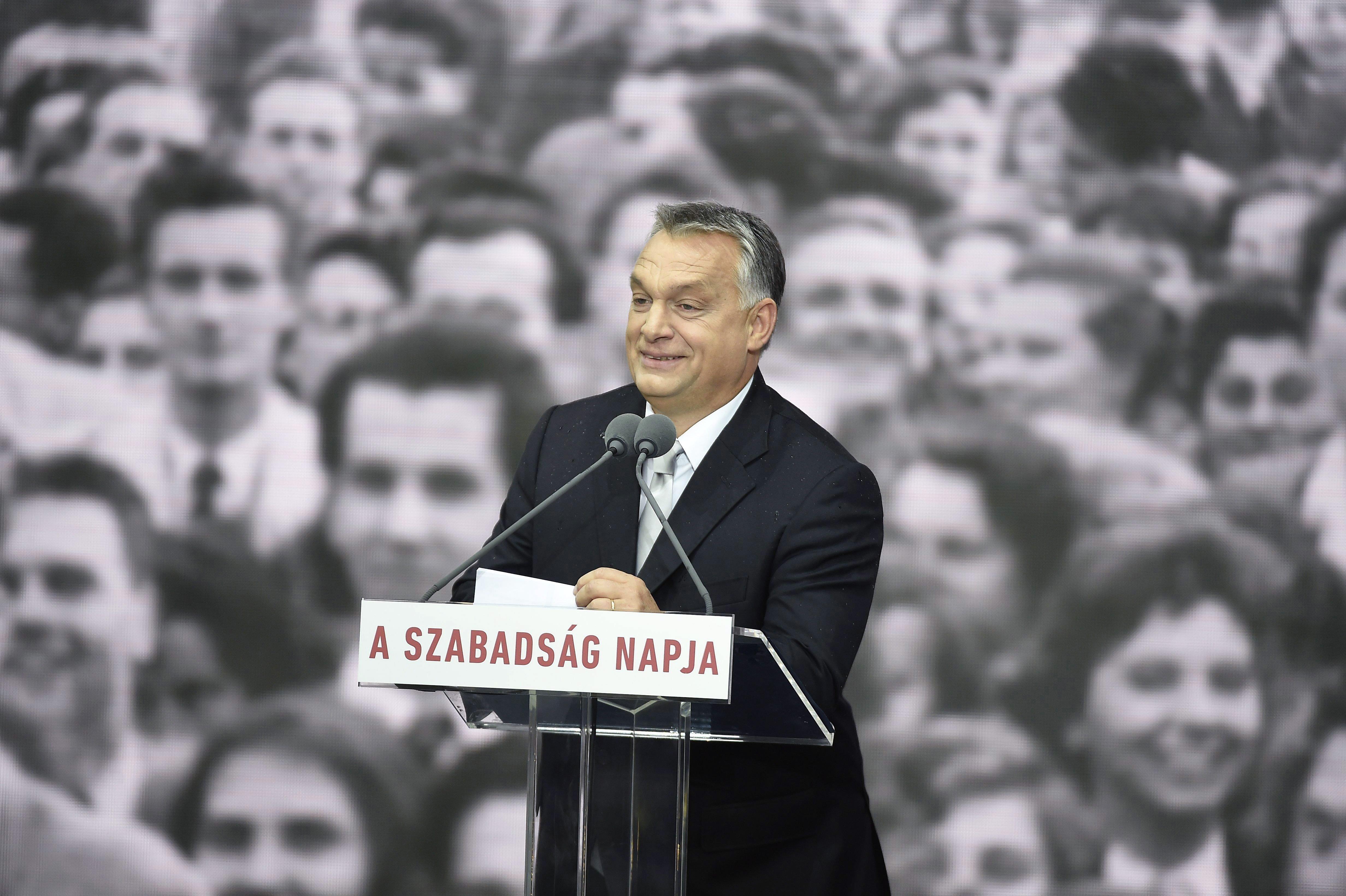 A legalja: Orbán kiállt Dózsa László mellett