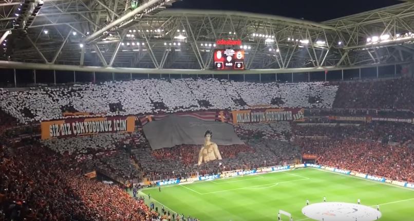 Rocky Balboa-molinó miatt szállt rá a török kormány a Galatasarayra