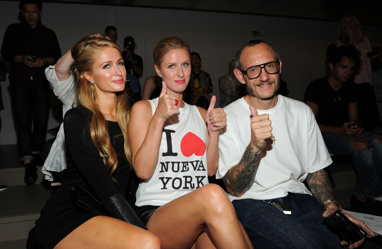 Terry Richardsont, a világ egyik leghíresebb divatfotósát  letiltották a legnagyobb magazinok oldalairól