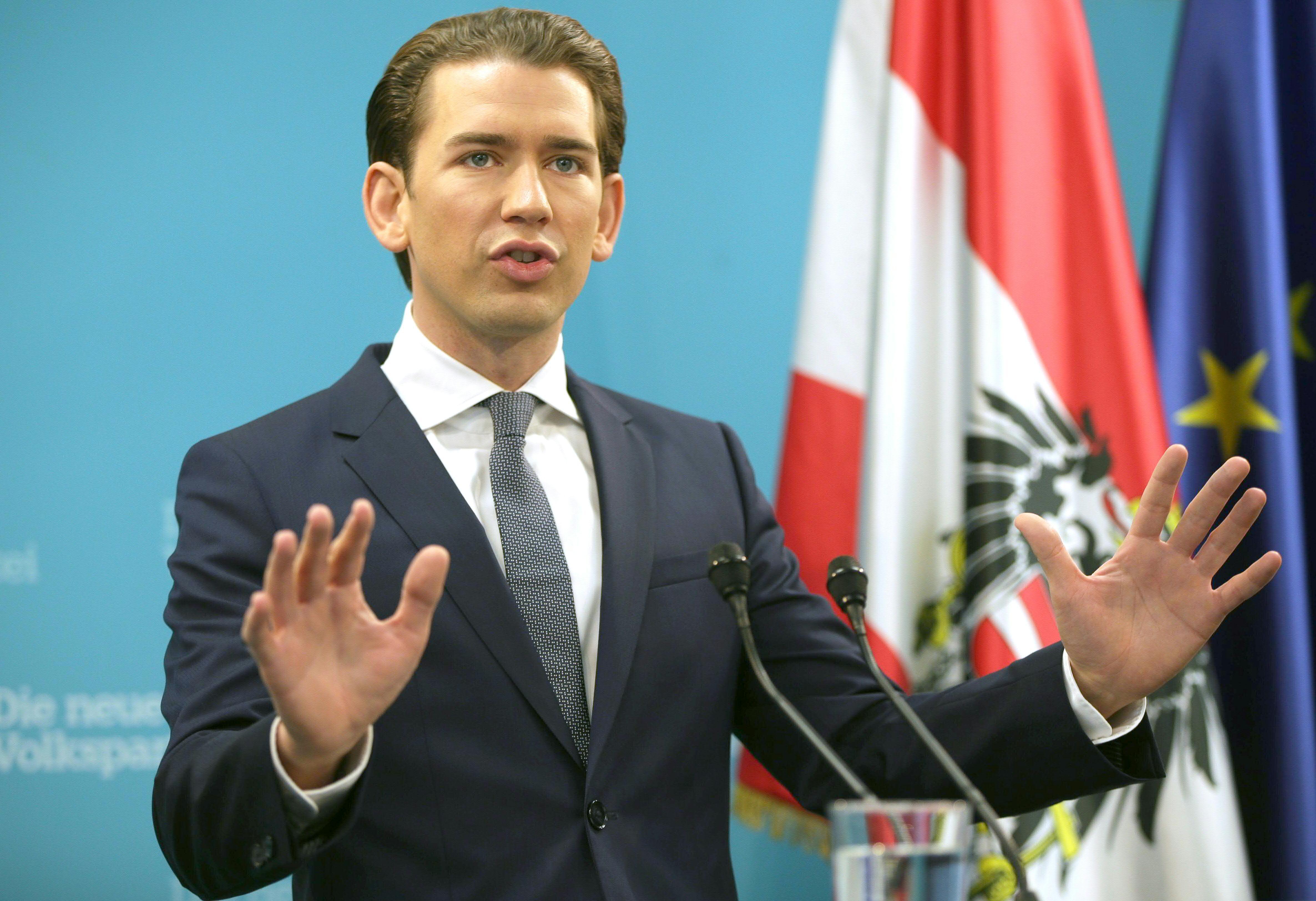 Az FPÖ-vel kezd koalíciós tárgyalásokat az Osztrák Néppárt