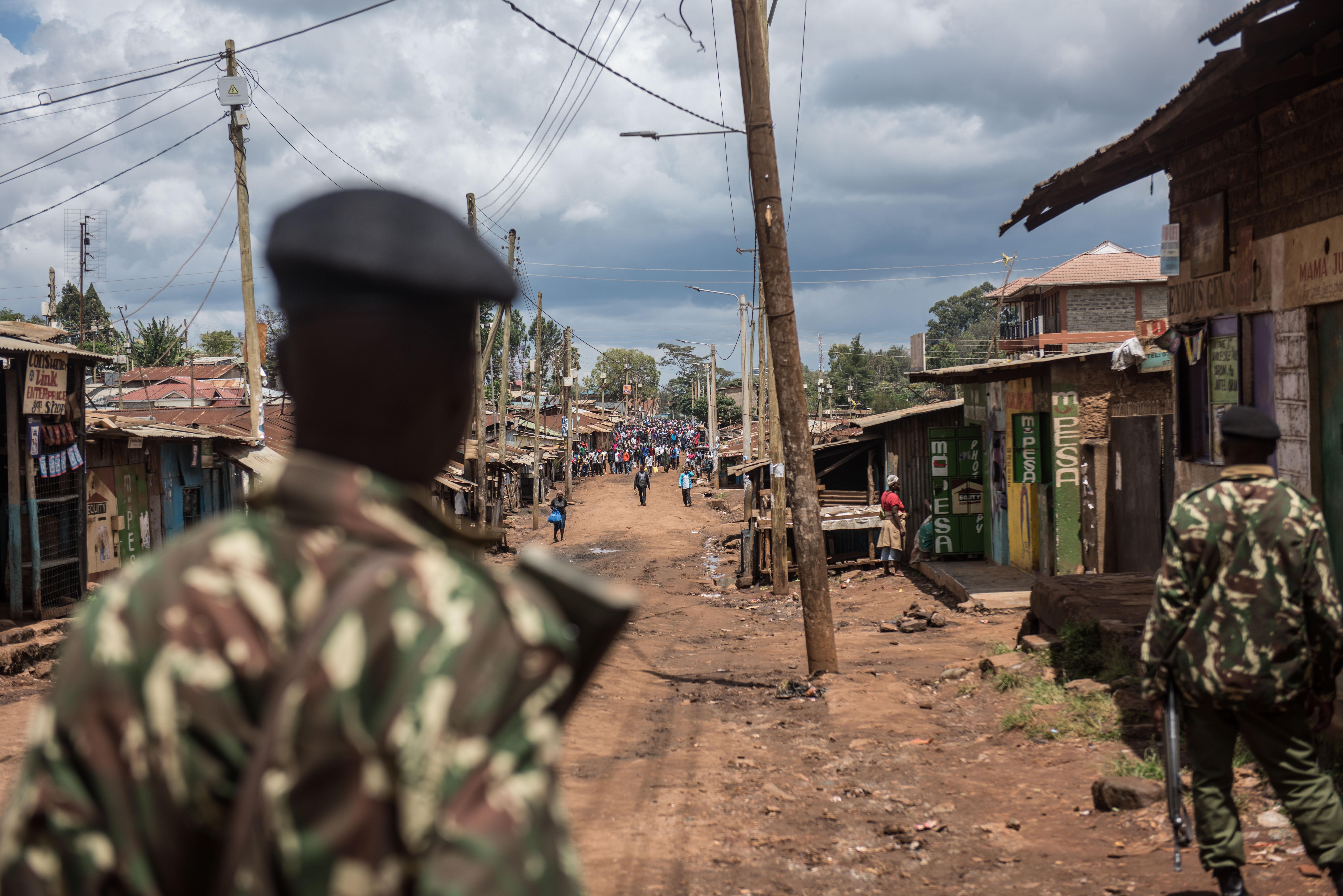 Négy halottja van eddig Kenyában a választásnak