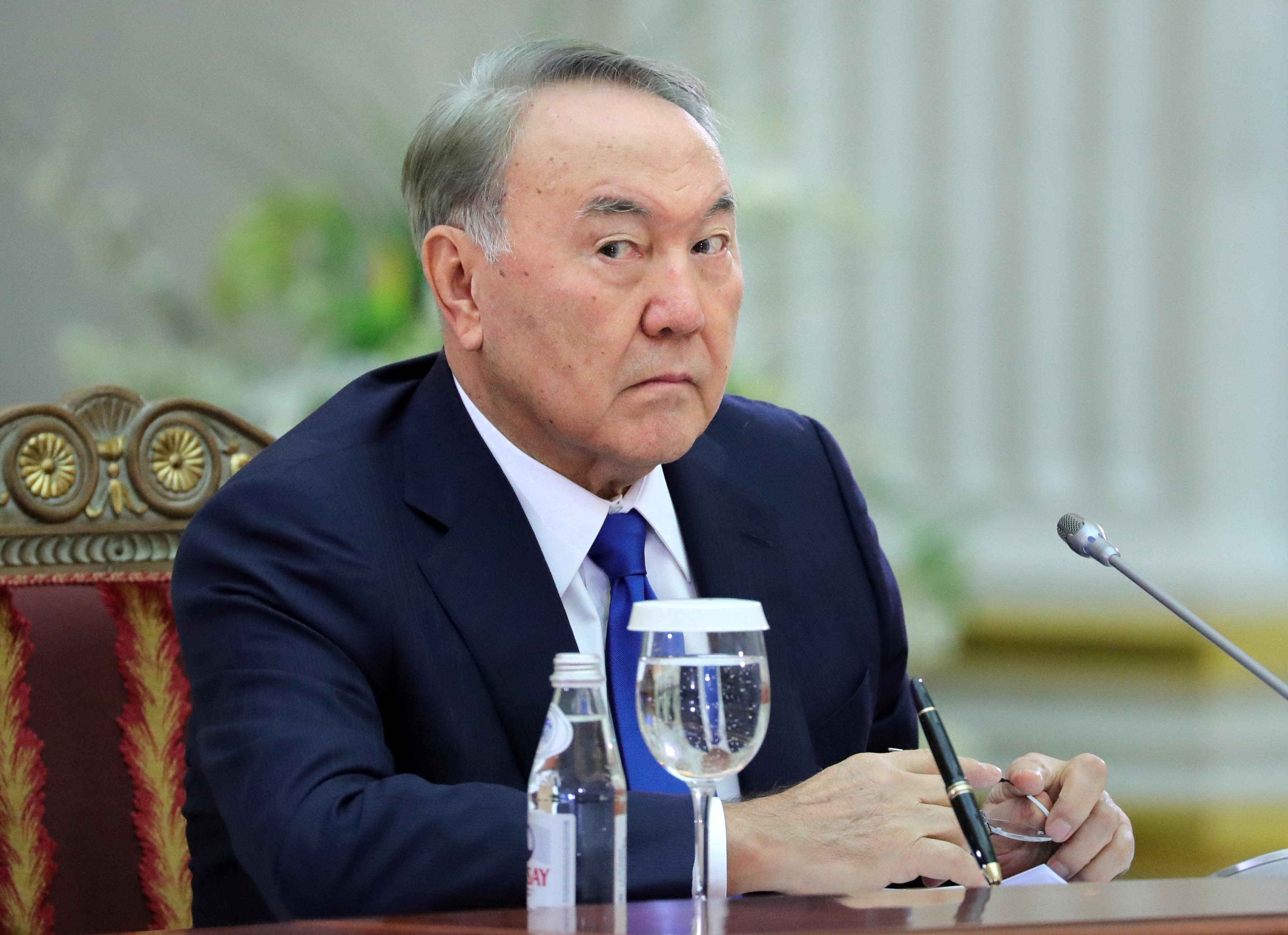 Elkapta a koronavírust Nurszultan Nazarbajev