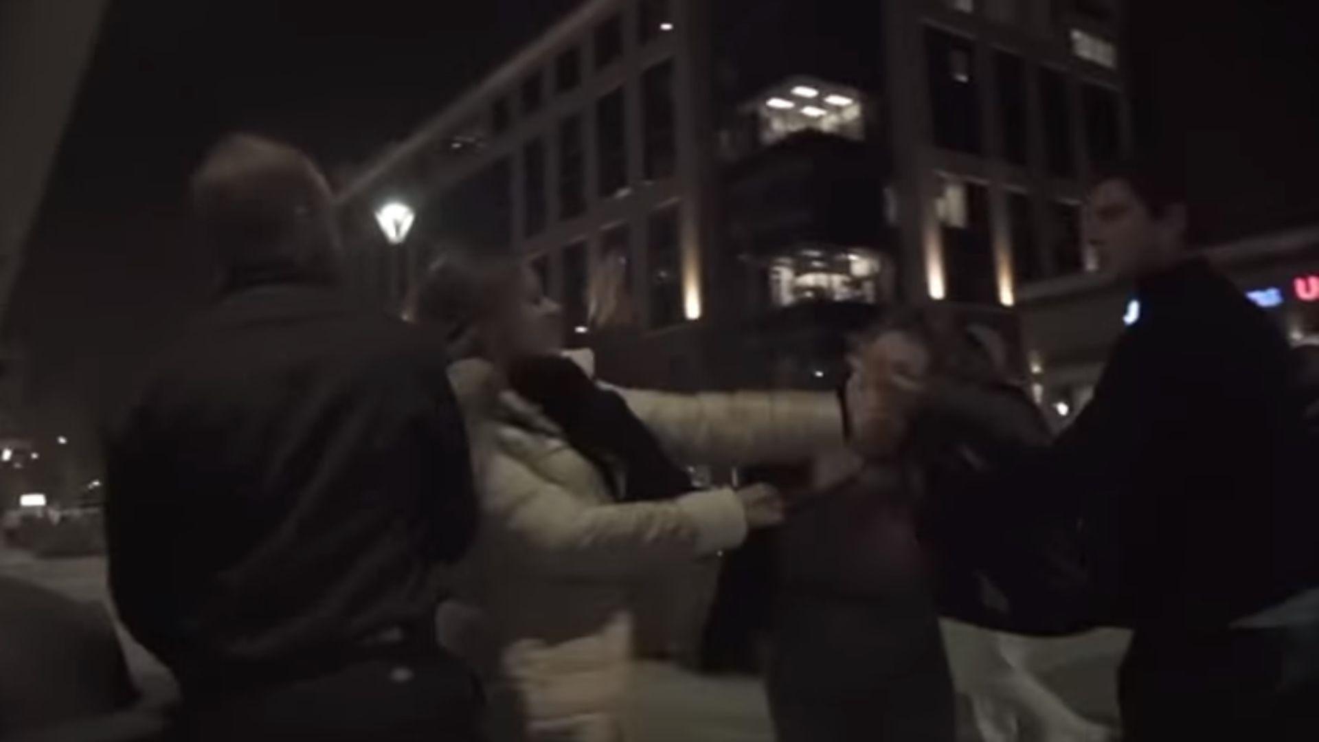 Vegyes párra támadtak rasszista fehérek Tennesseeben