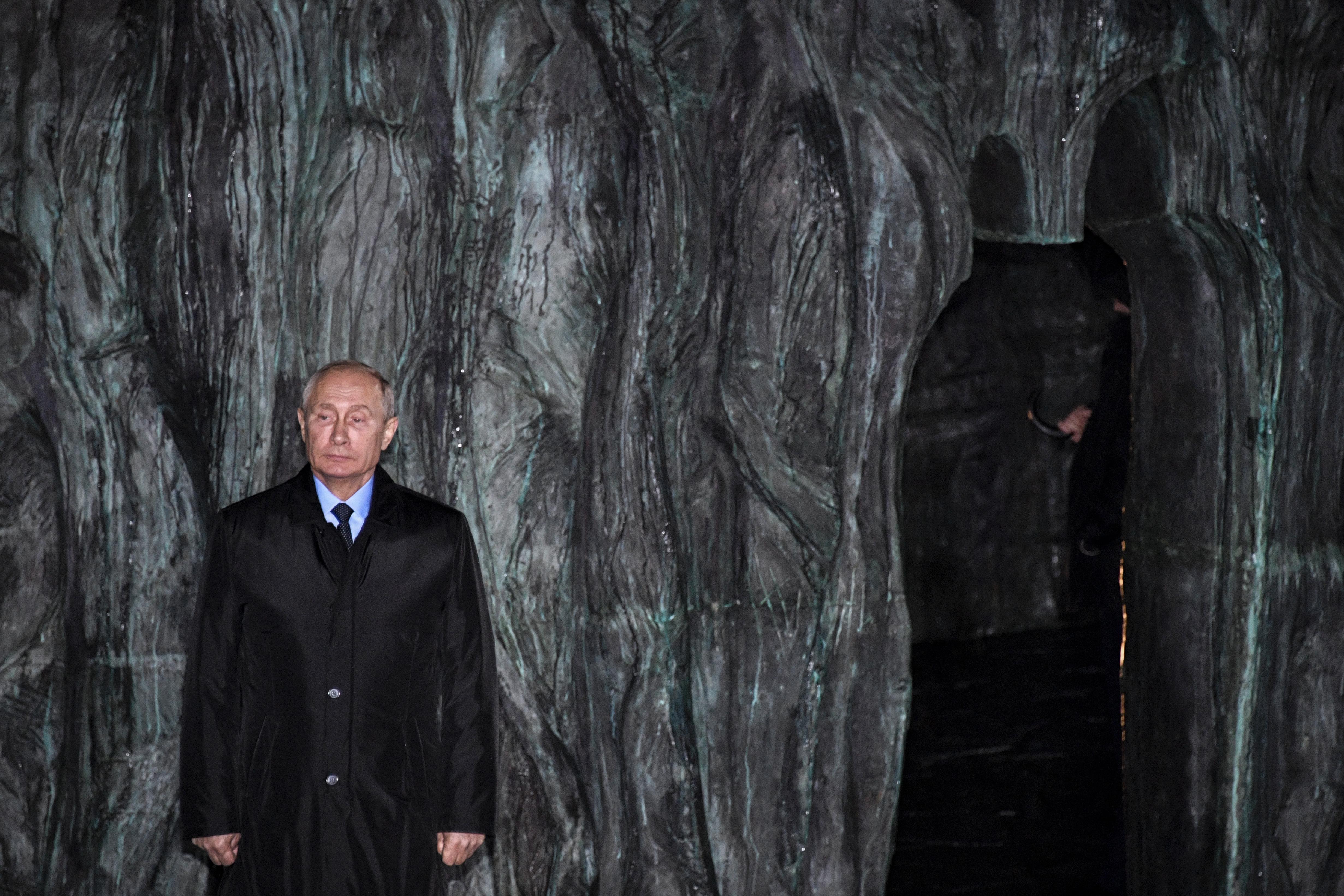 Vlagyimir Putyin: Nincs mentség a politikai megtorlásokra