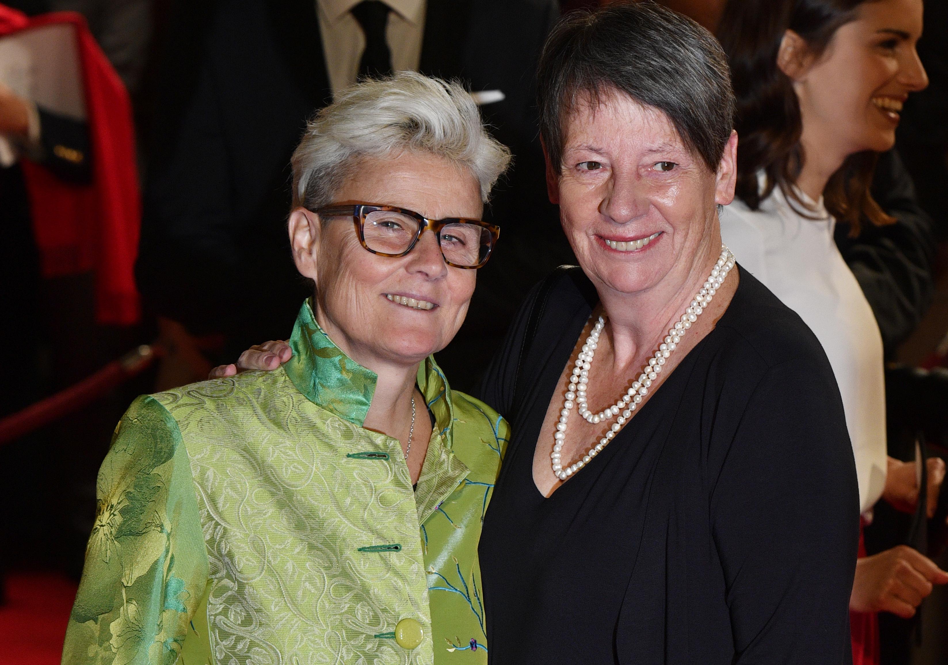Feleségül vette barátnőjét Barbara Hendricks német környezetvédelmi miniszter