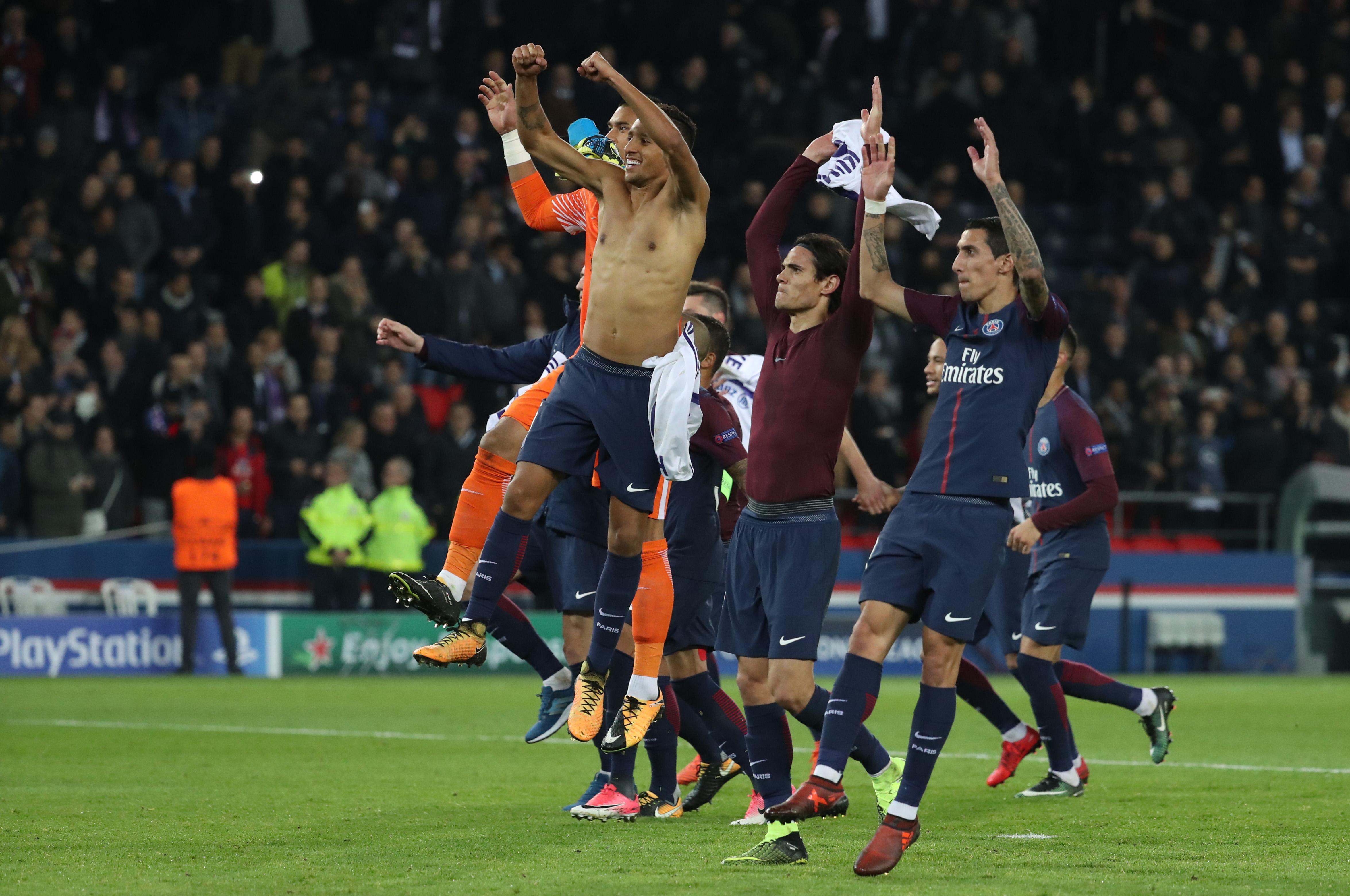 A PSG és a Bayern jutott be először a Bajnokok Ligája nyolcaddöntőibe