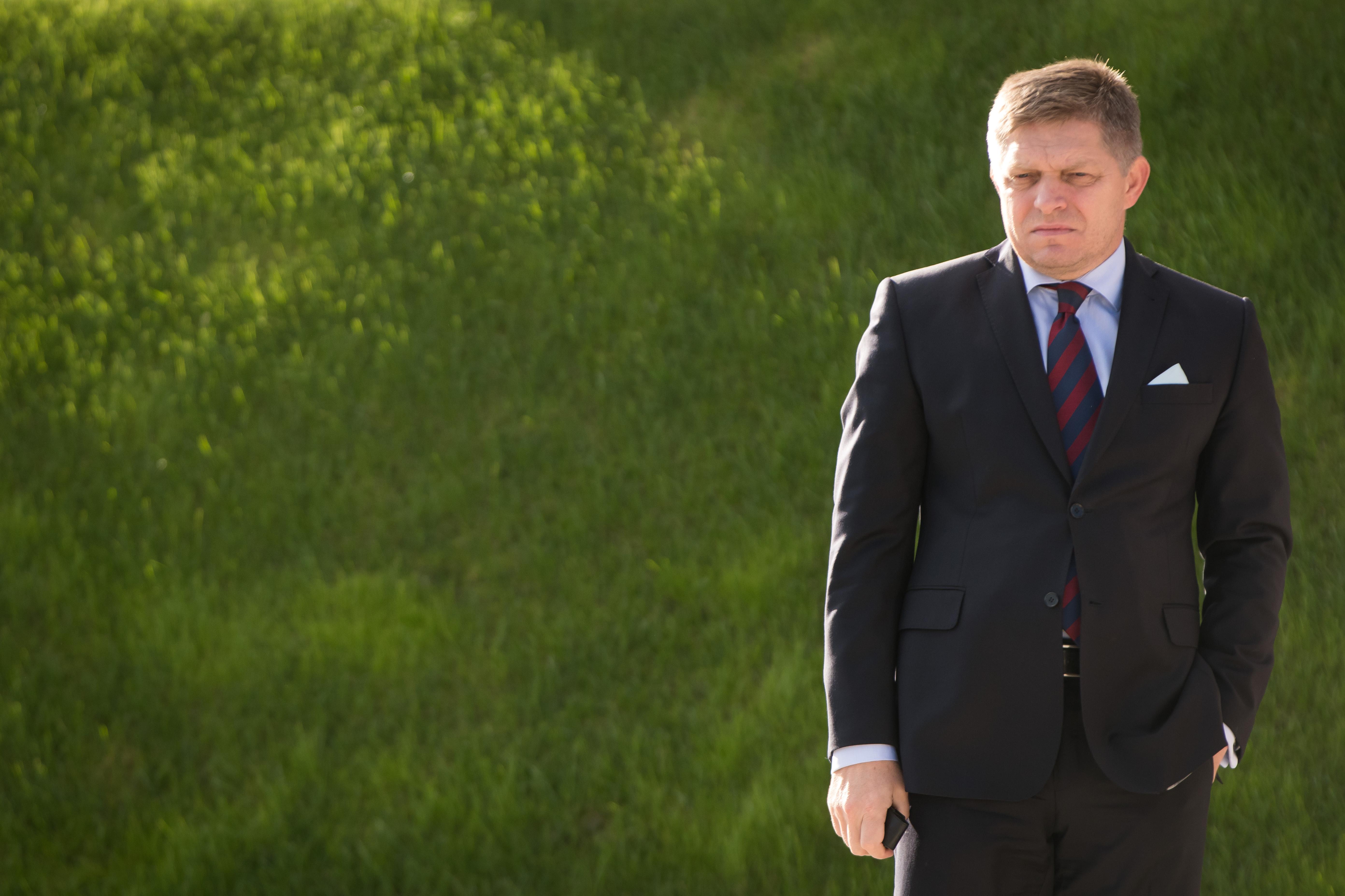 Soros válaszolt Ficónak: nem akarja destabilizálni a szlovák kormányt