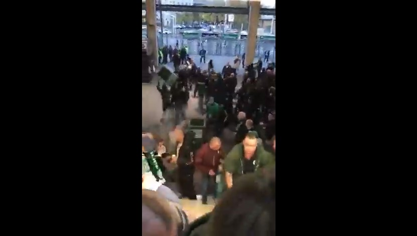 Ötvenen vettek részt a brutális verekedésben a Fradi stadionjában
