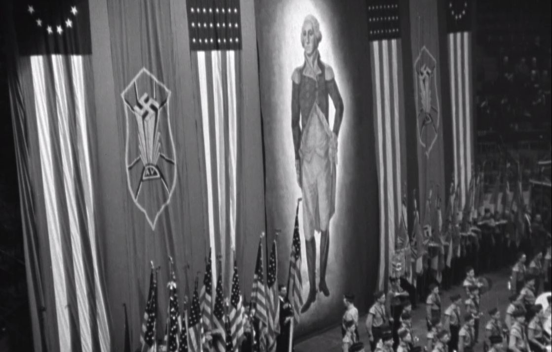 Húszezer náci New York közepén: valószínűtlen videó az 1939-es nagygyűlésről