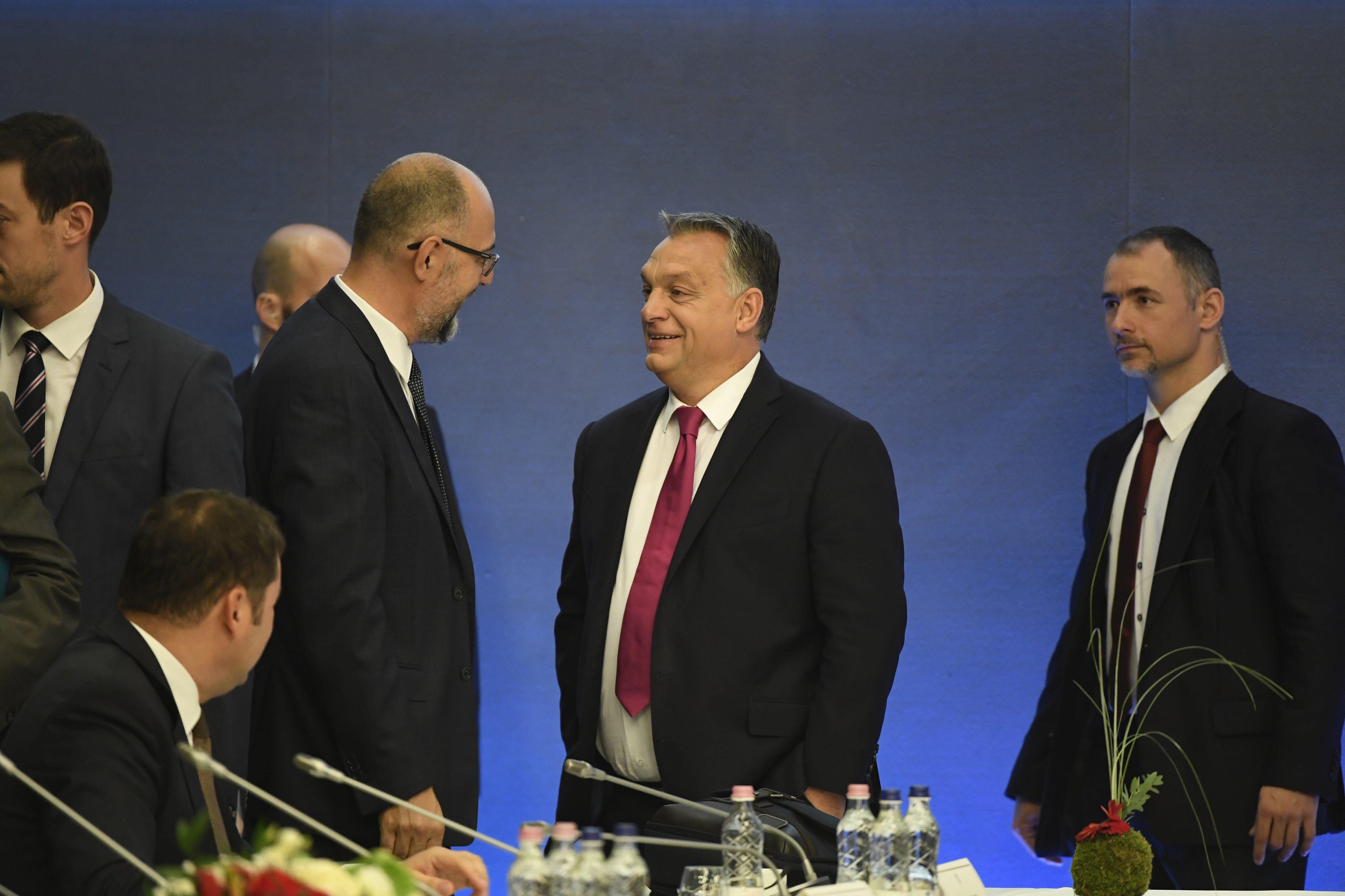 Orbán: A magyar nemzeti érdek az, hogy legyen erős Románia, Szerbia, Horvátország, Szlovákia és Ukrajna