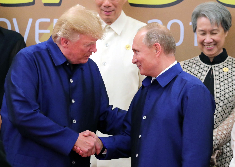 Putyin tagadja, hogy beavatkozott volna az amerikai választásokba