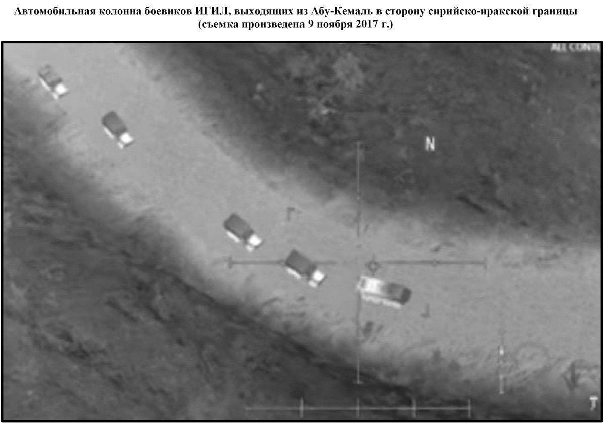 Az orosz hadügyminisztérium videóval bizonyította, hogy az USA az ISIS-t támogatja, csakhogy azt egy játékból vágták ki