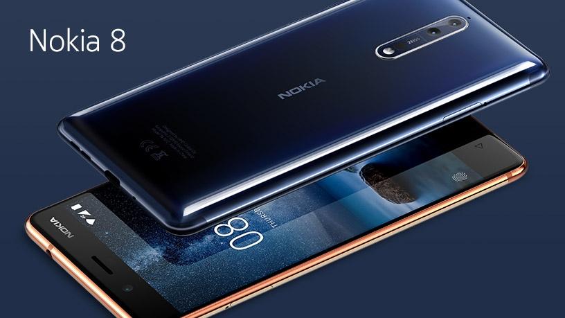 Nokia 8: egy igazán sokoldalú új mobil egy patinás márkától