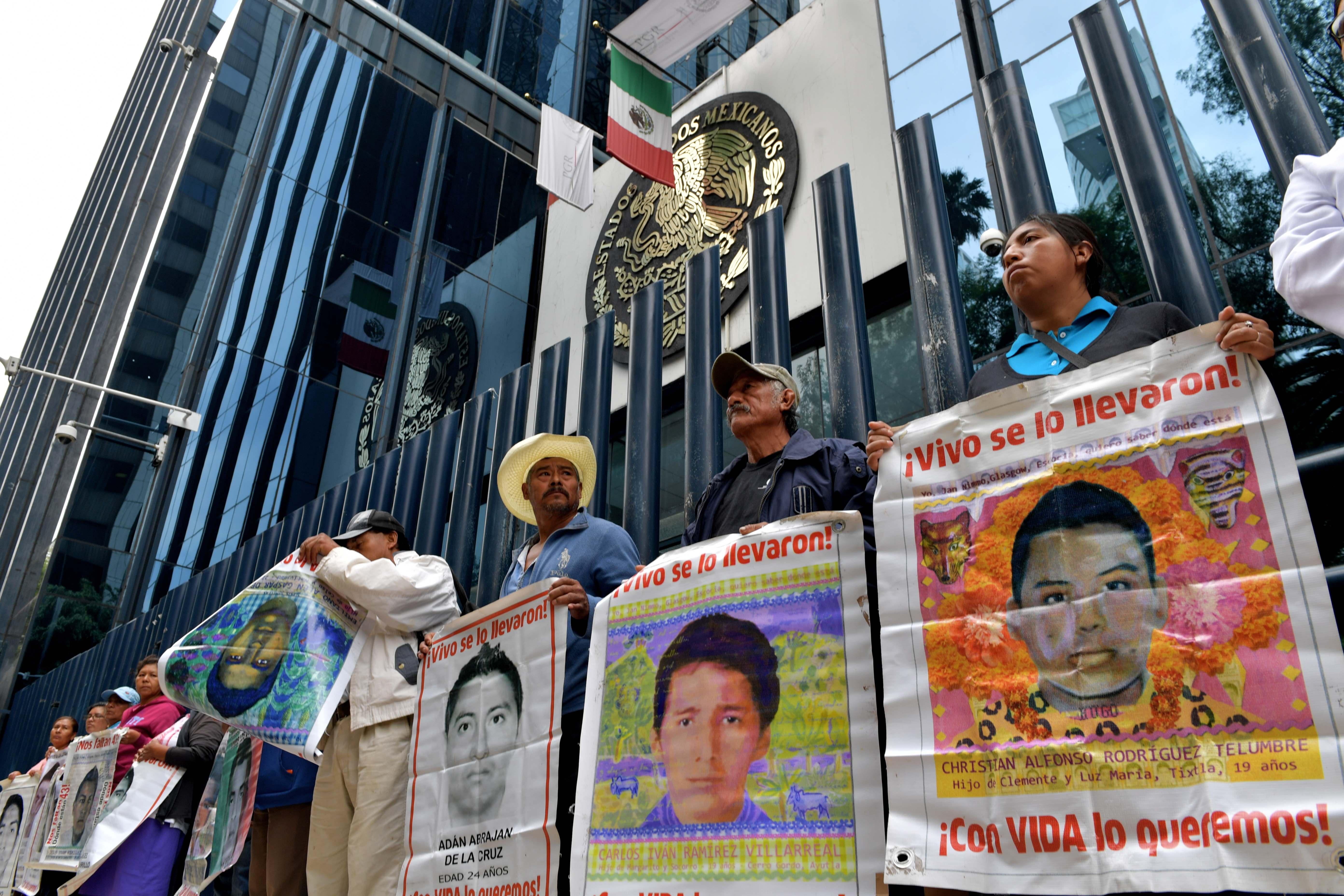 Egy mexikói államban akkora az öldöklés, hogy összeomlottak a hullaházak