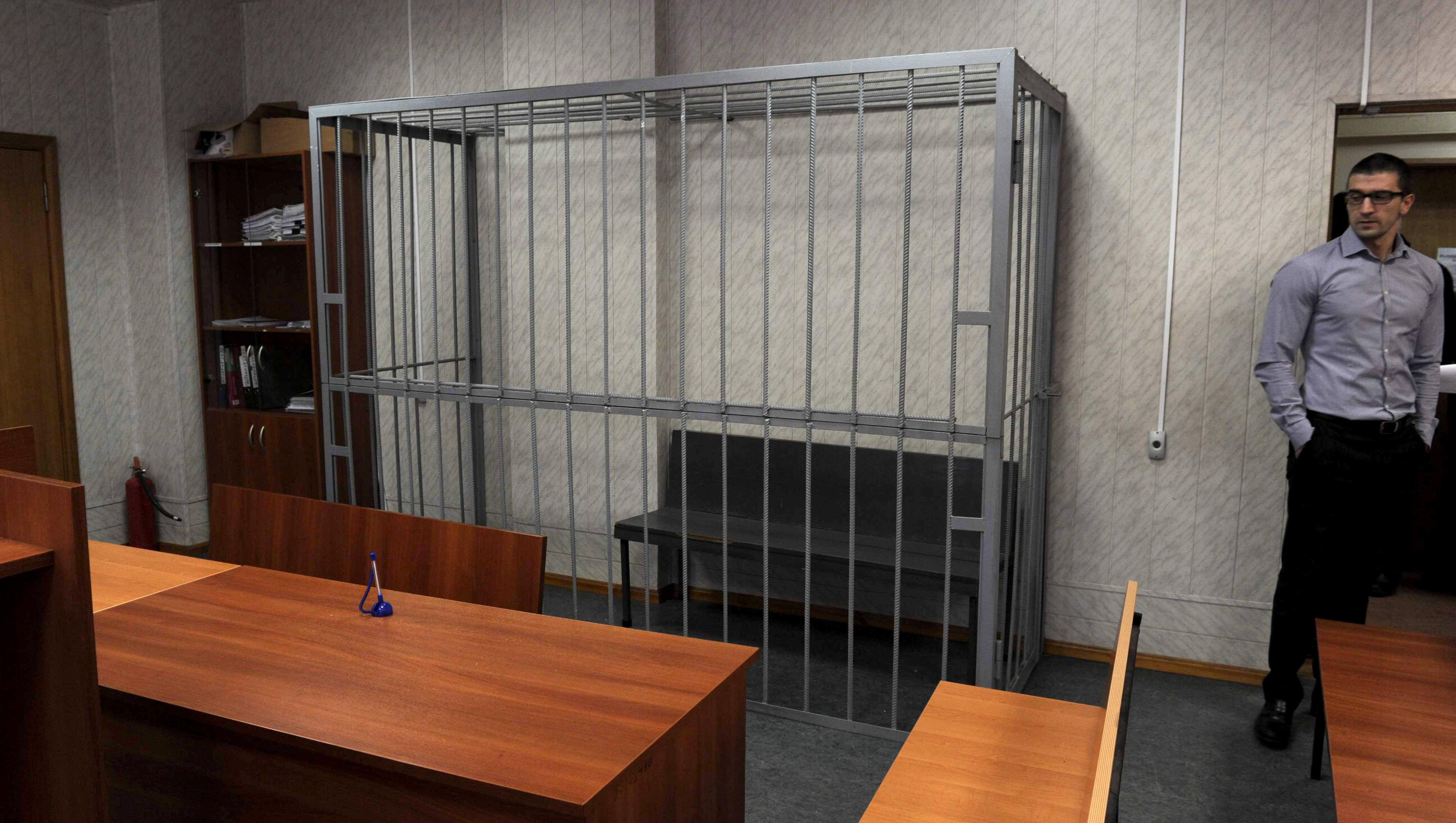 Strasbourg: Gumibottal verték a börtönben, és nem kapott rendes orvosi ellátást Szergej Magnyitszkij